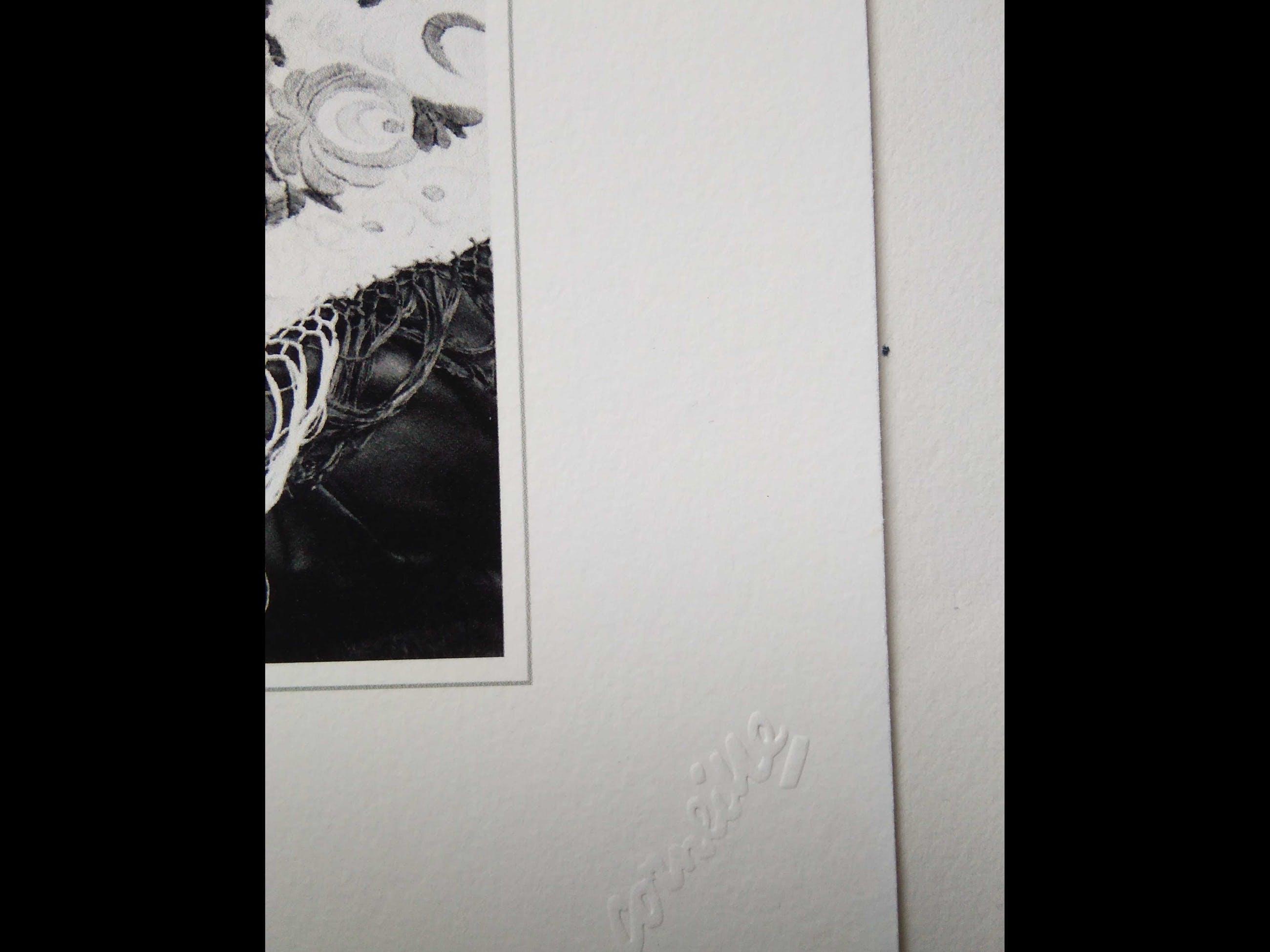 Corneille - Fotogravure (Piezo grafiek) 2002 kopen? Bied vanaf 25!
