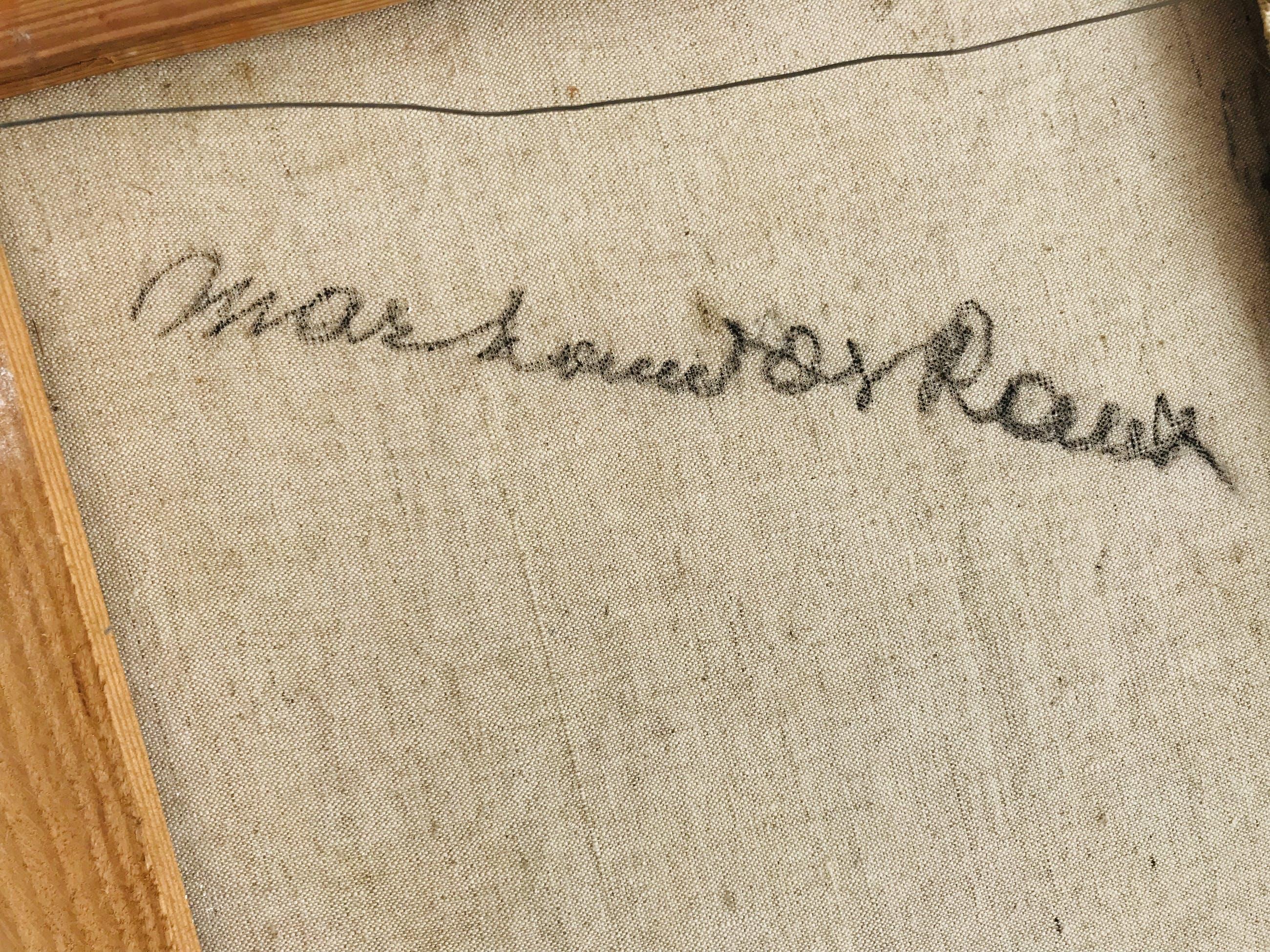 """Louis Marchand des Raux - """"les fiancés"""" kopen? Bied vanaf 325!"""
