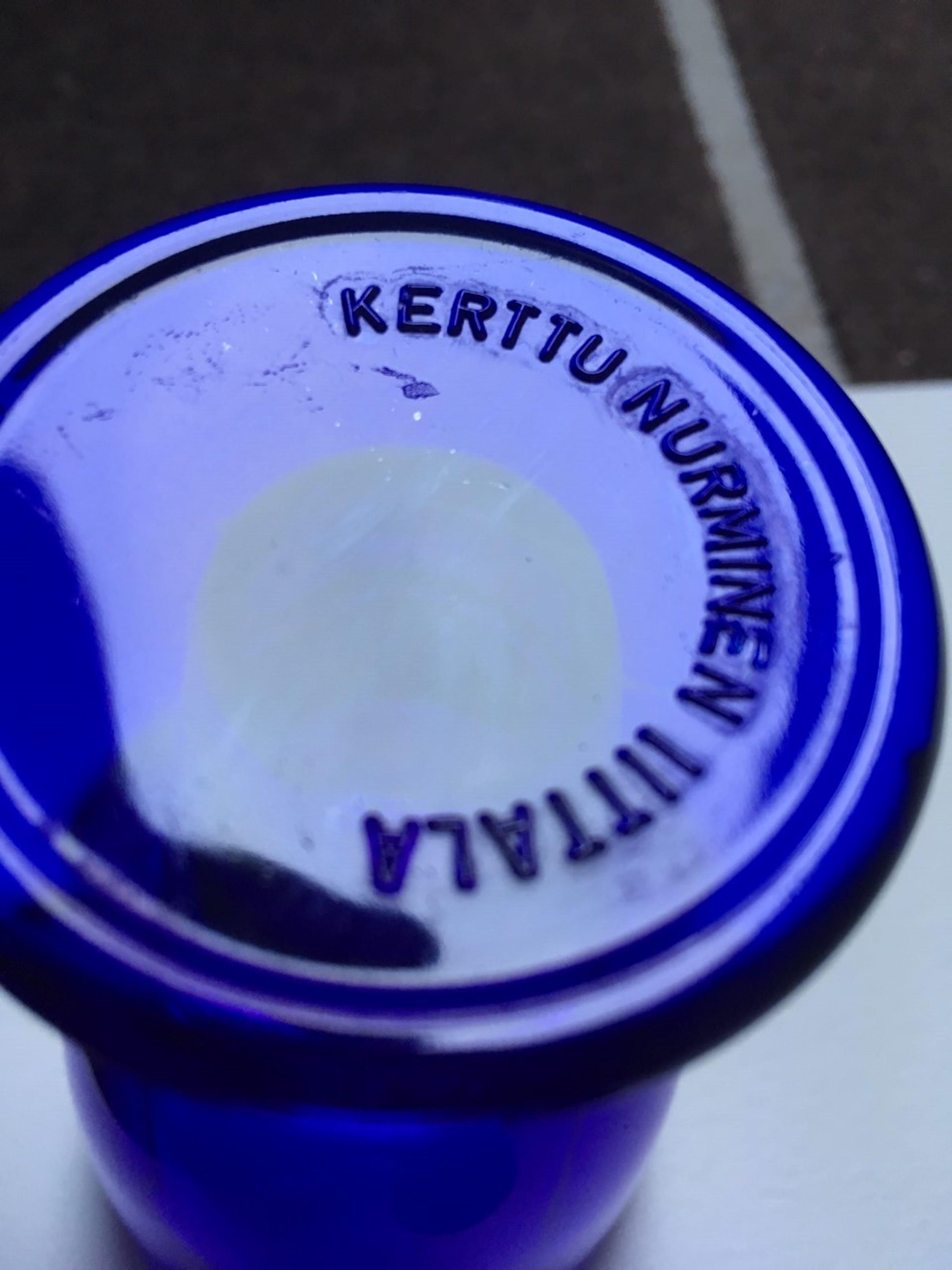 Iittala - Kerttu Nurminen - 2 Vernu glazen kopen? Bied vanaf 24!