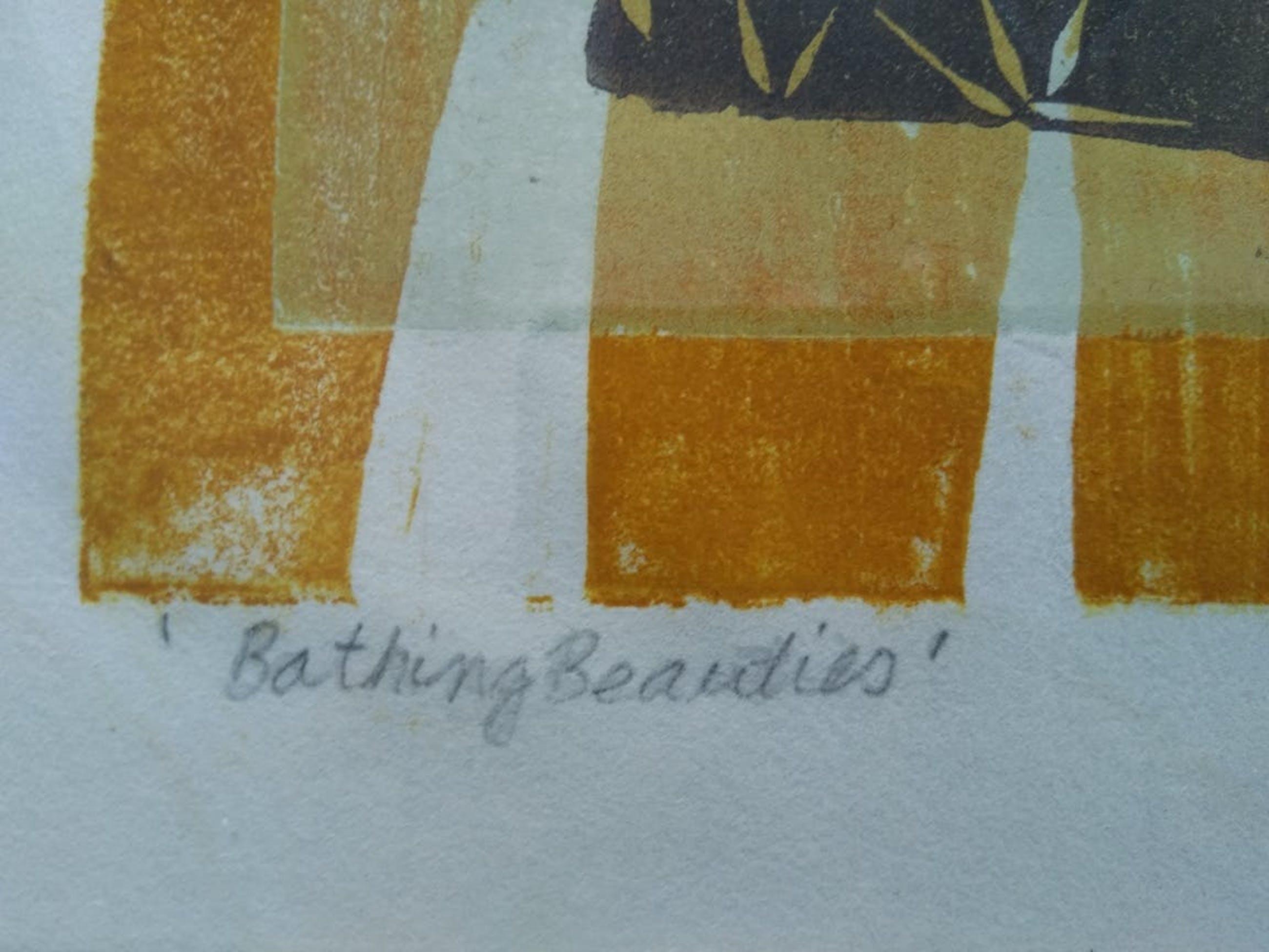 Frank Rosen - Bathing Beauties kopen? Bied vanaf 25!