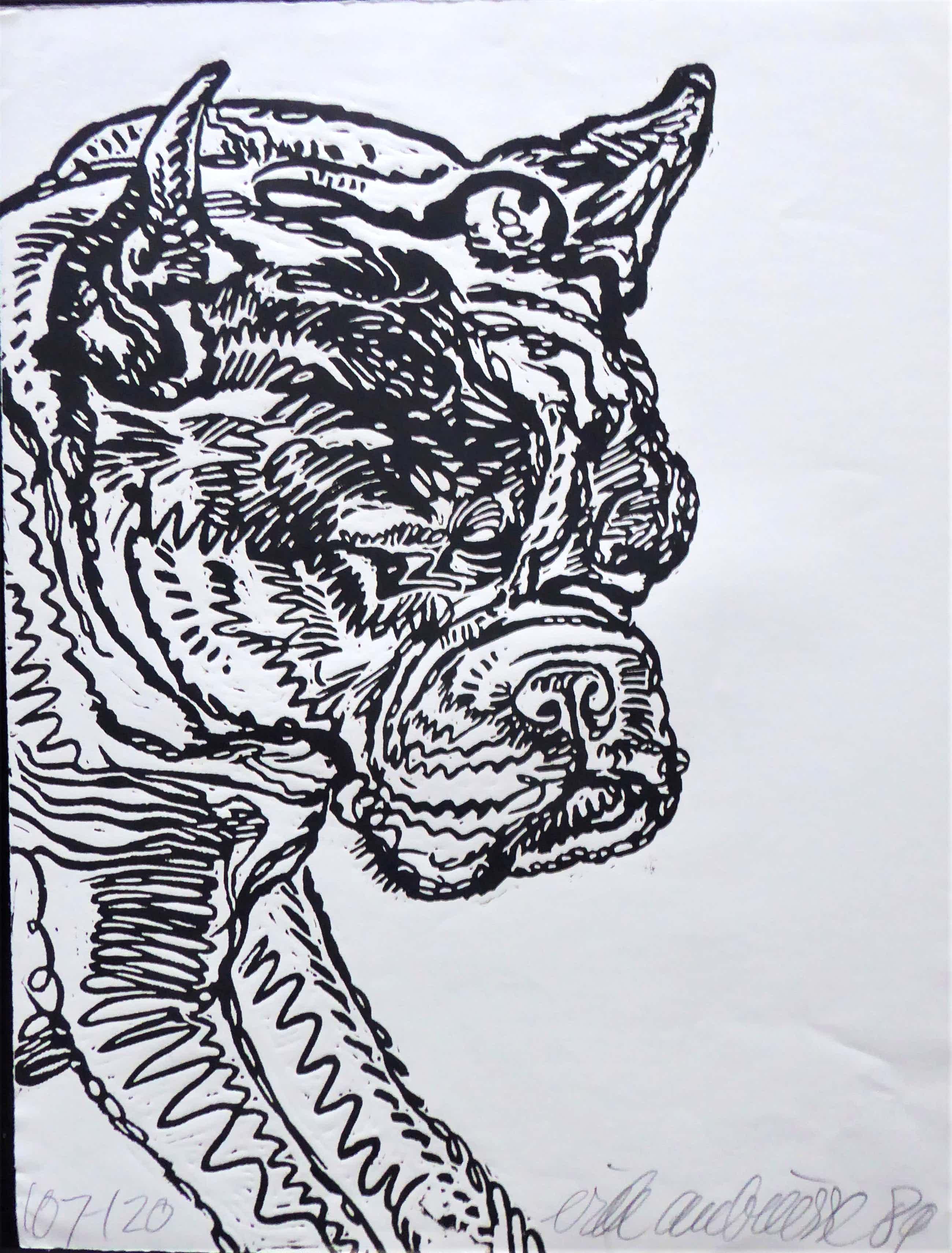 Erik Andriesse - Portret 'Igor' kopen? Bied vanaf 480!