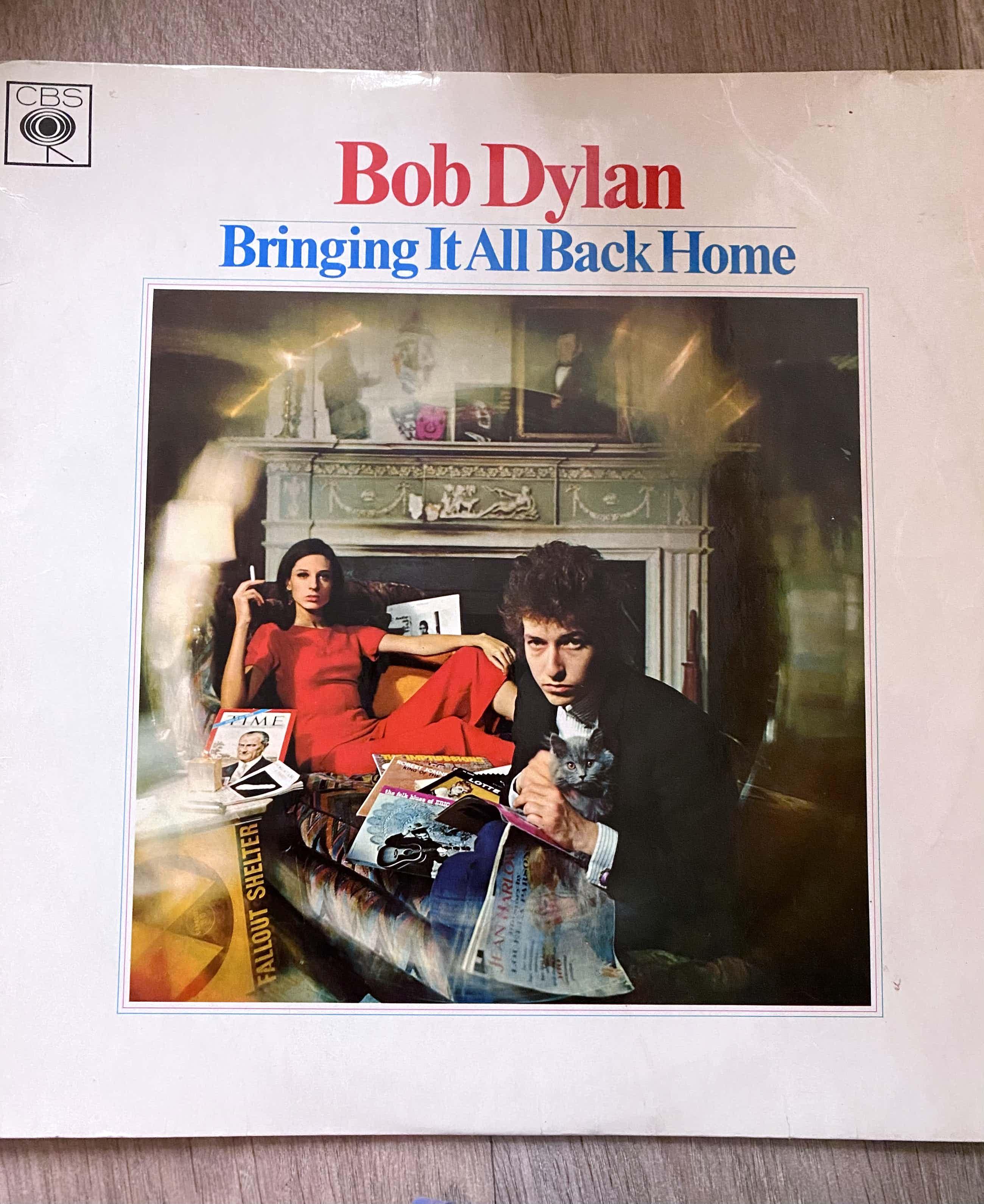 Bob Dylan - Bringing it all back home kopen? Bied vanaf 25!