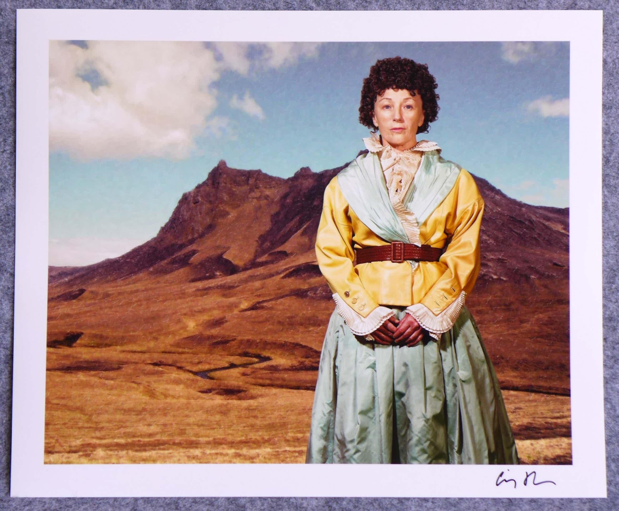 Cindy Sherman - Autogramm auf Fotografie Untitled 540 kopen? Bied vanaf 49!