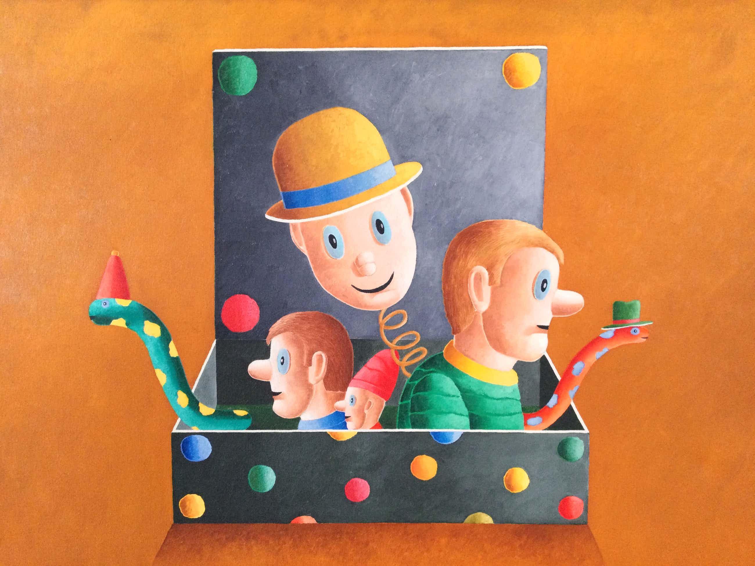 Dirk Bakker - z.t. (nr.1)   PRIMEUR!! Nu voor het eerst op Kunstveiling.nl kopen? Bied vanaf 80!