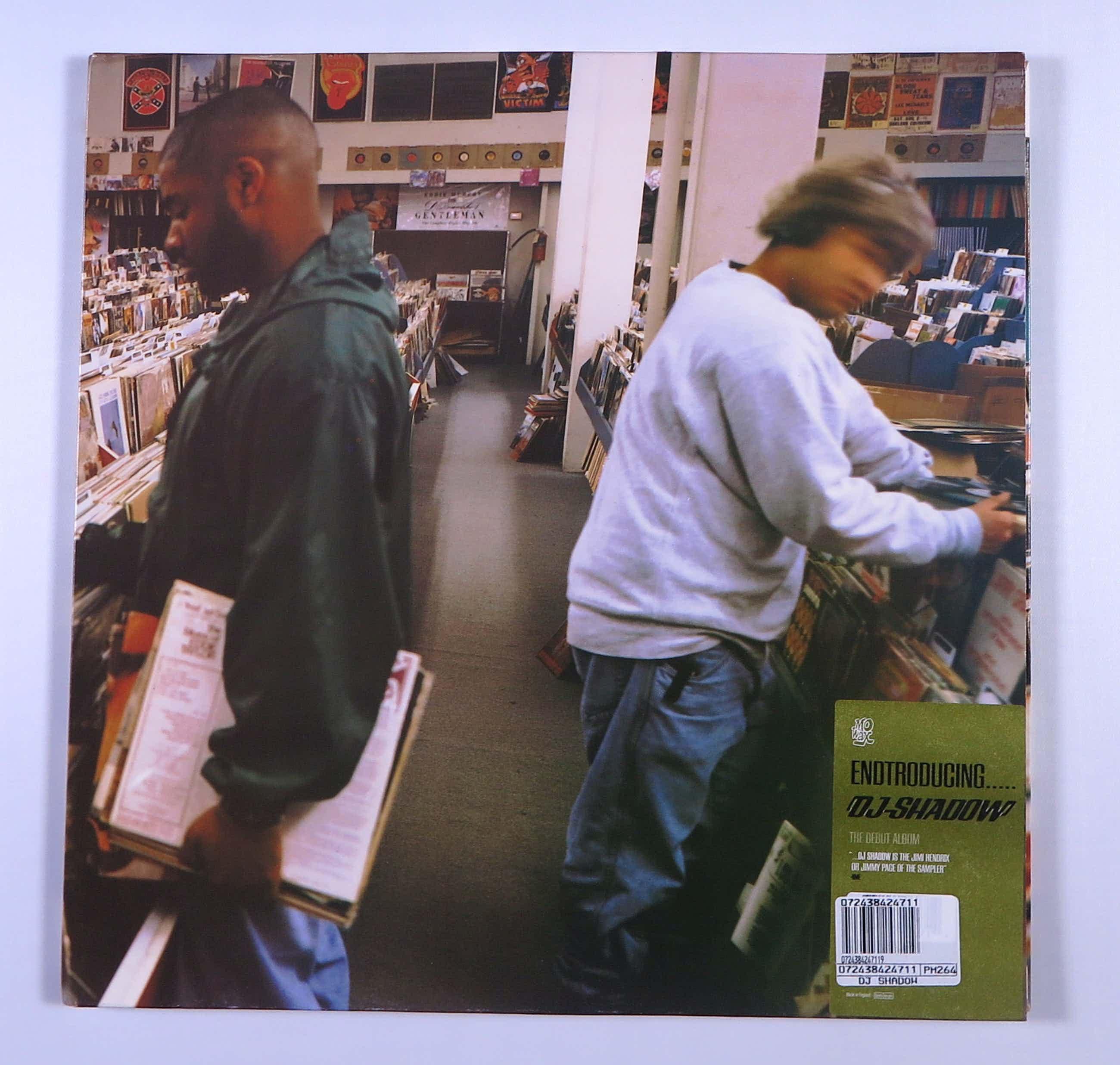 DJ Shadow - 2LP - Endtroducing..... kopen? Bied vanaf 40!