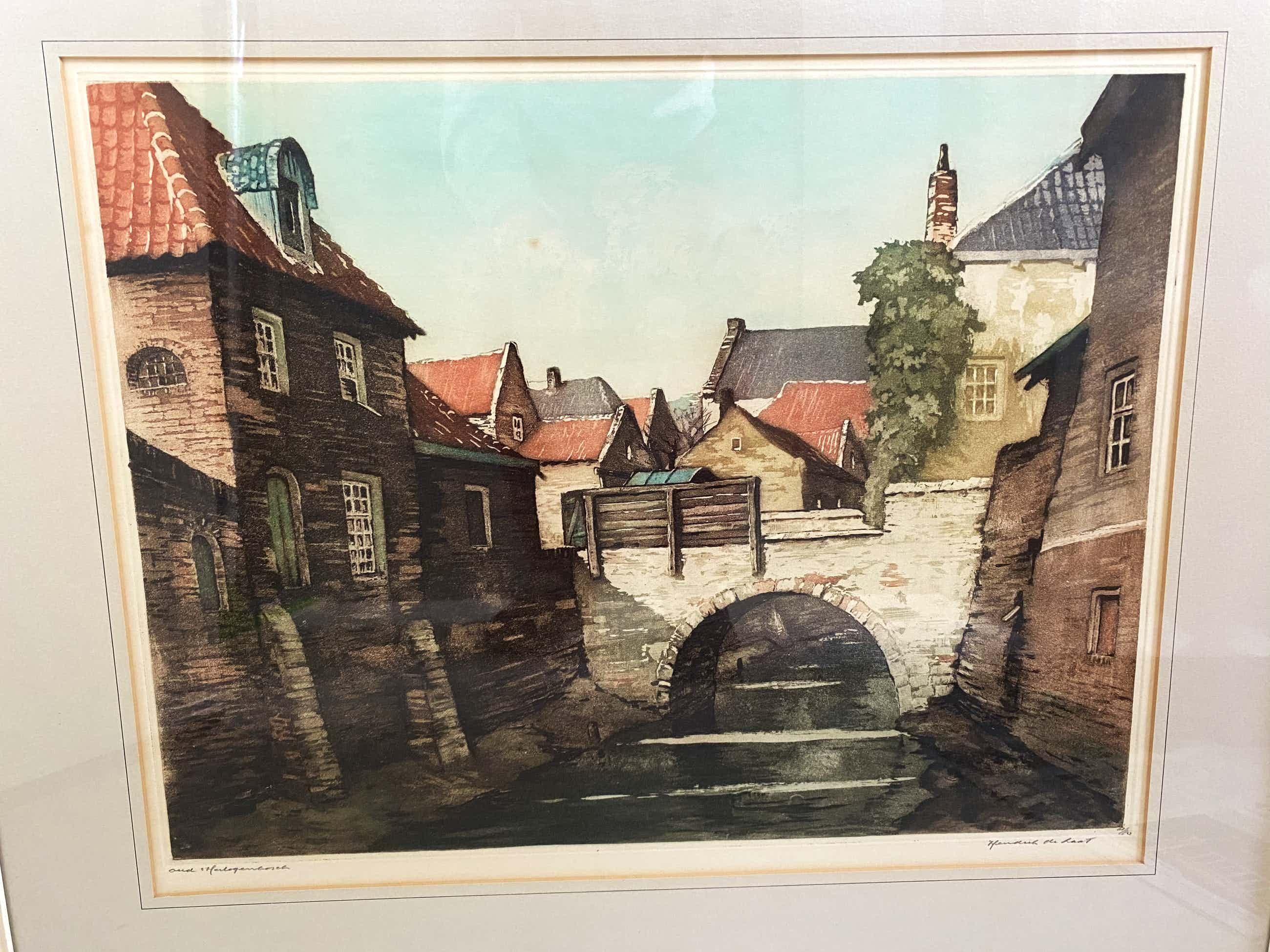 Hendrik de Laat - Oud s-hertogenbosch kopen? Bied vanaf 70!