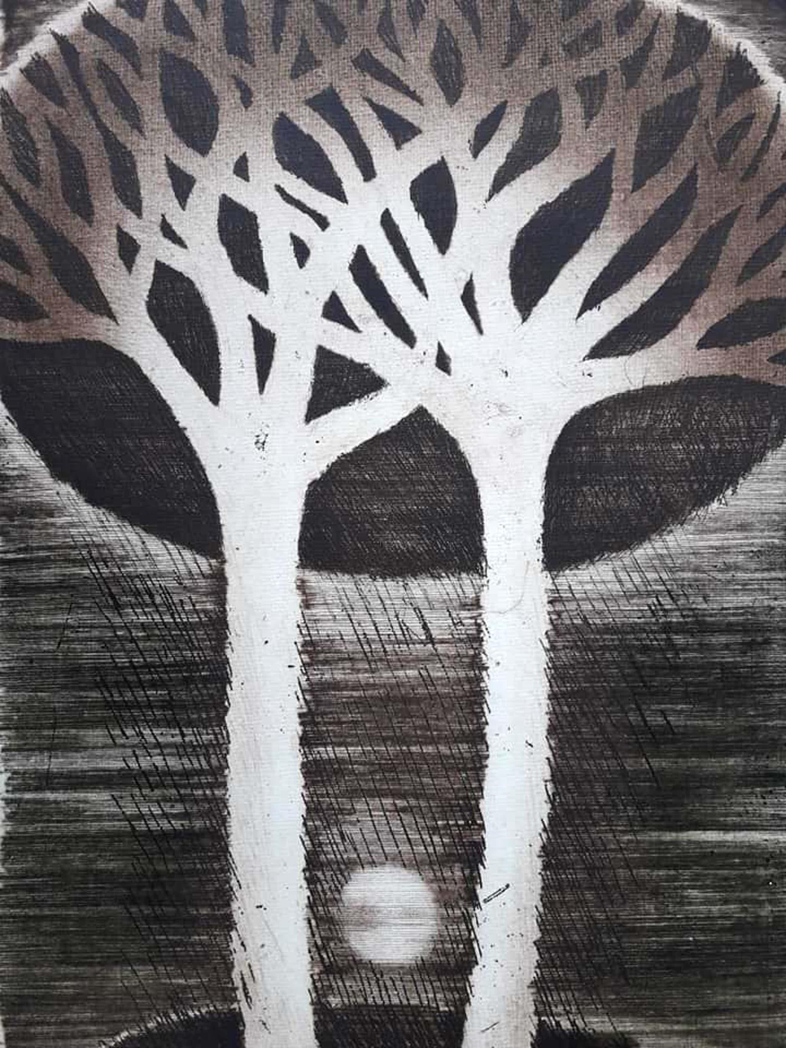 Alena Laufrova - Maan schijnt door de bomen. kopen? Bied vanaf 35!
