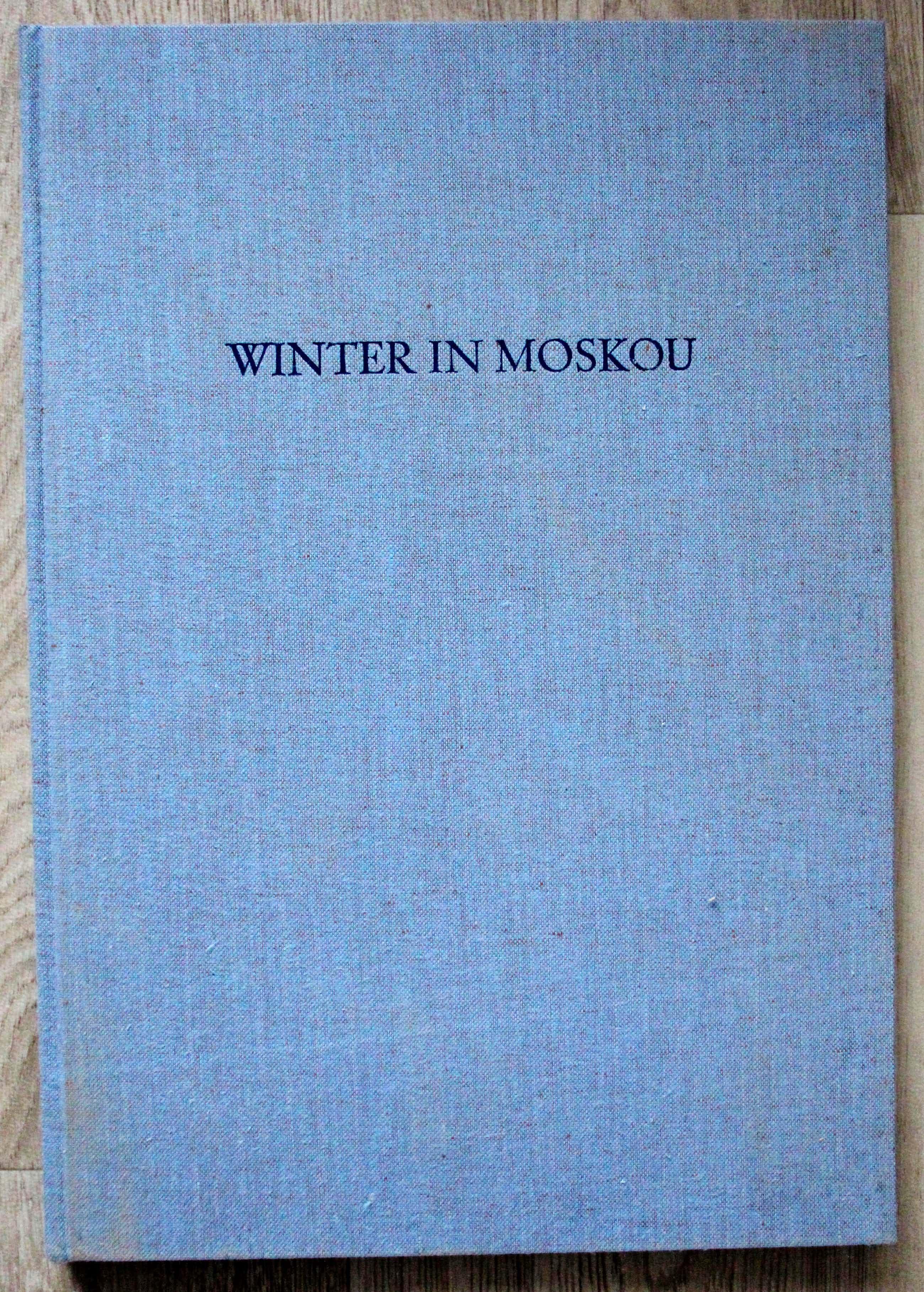 Jeanne Bieruma Oosting - Winter in Moskou - 8 etsen - 1975 kopen? Bied vanaf 250!