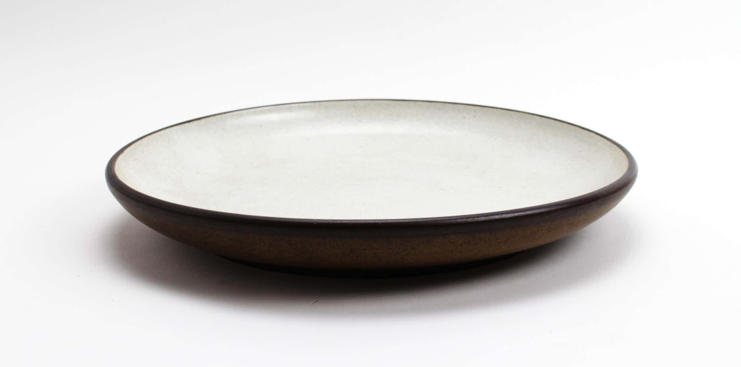 Potterij Zaalberg - grote aardewerk schaal kopen? Bied vanaf 25!
