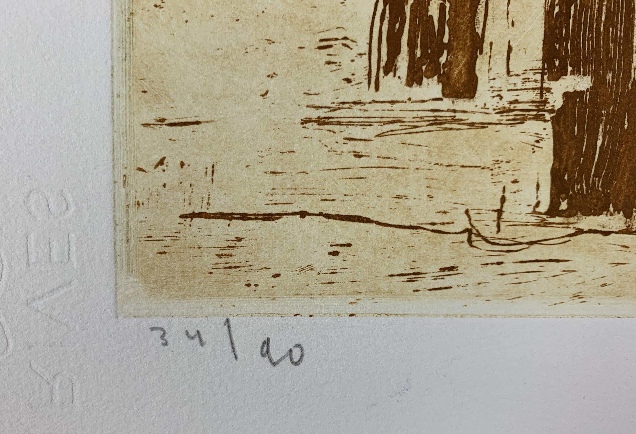 Jan Montyn - Kleurenets - titel onbekend - 1999 kopen? Bied vanaf 125!