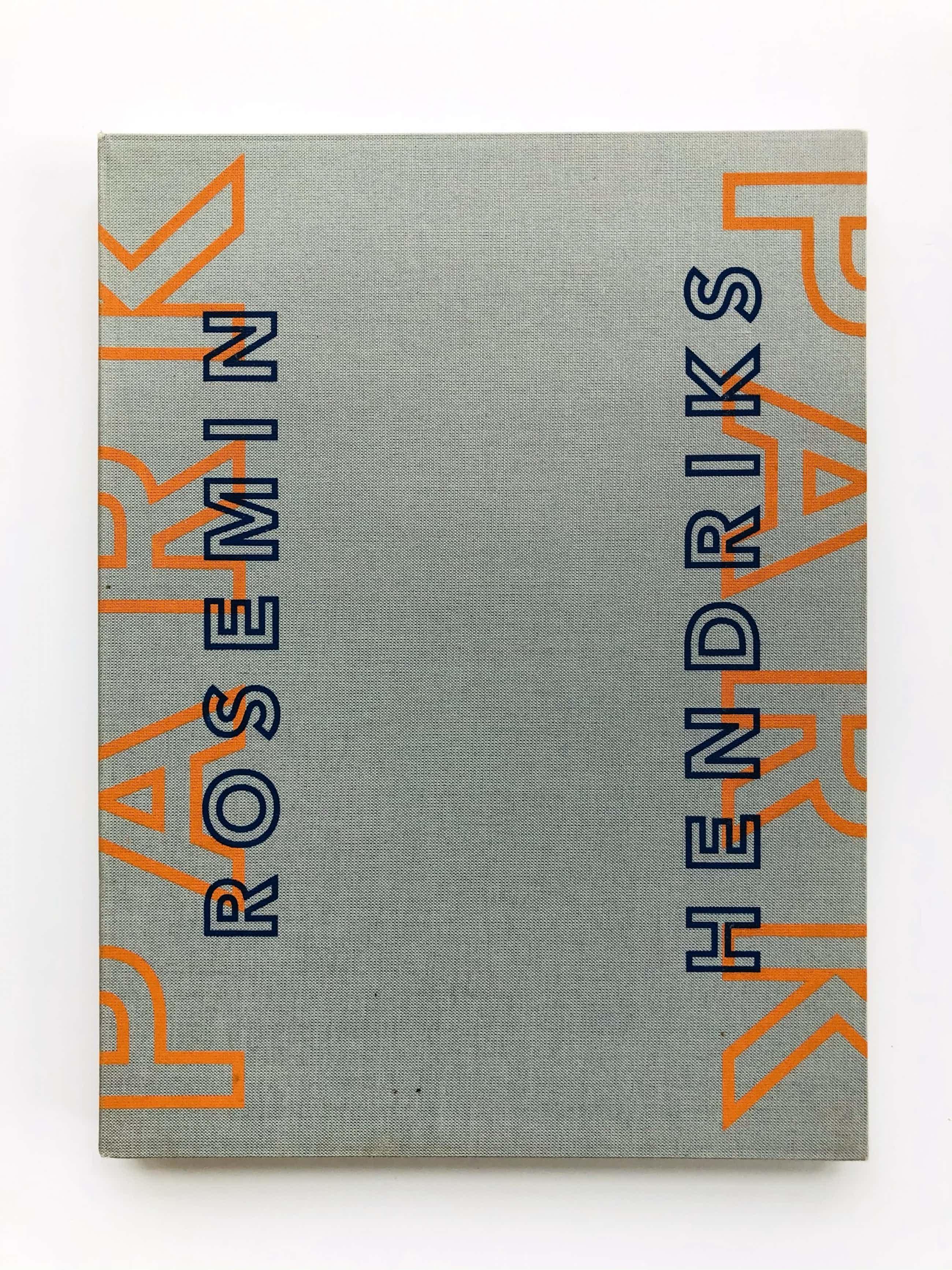 Rosemin Hendriks - box met 6 zeefdrukken PARK kopen? Bied vanaf 450!