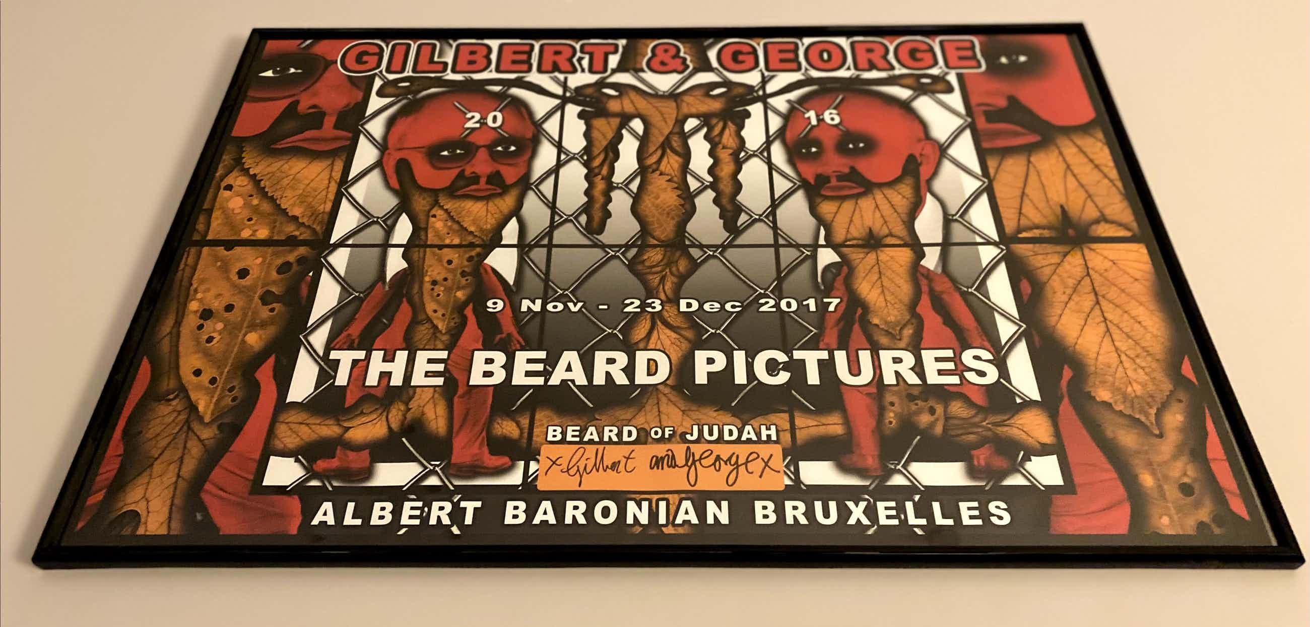 Gilbert & George - The Beard Pictures kopen? Bied vanaf 120!