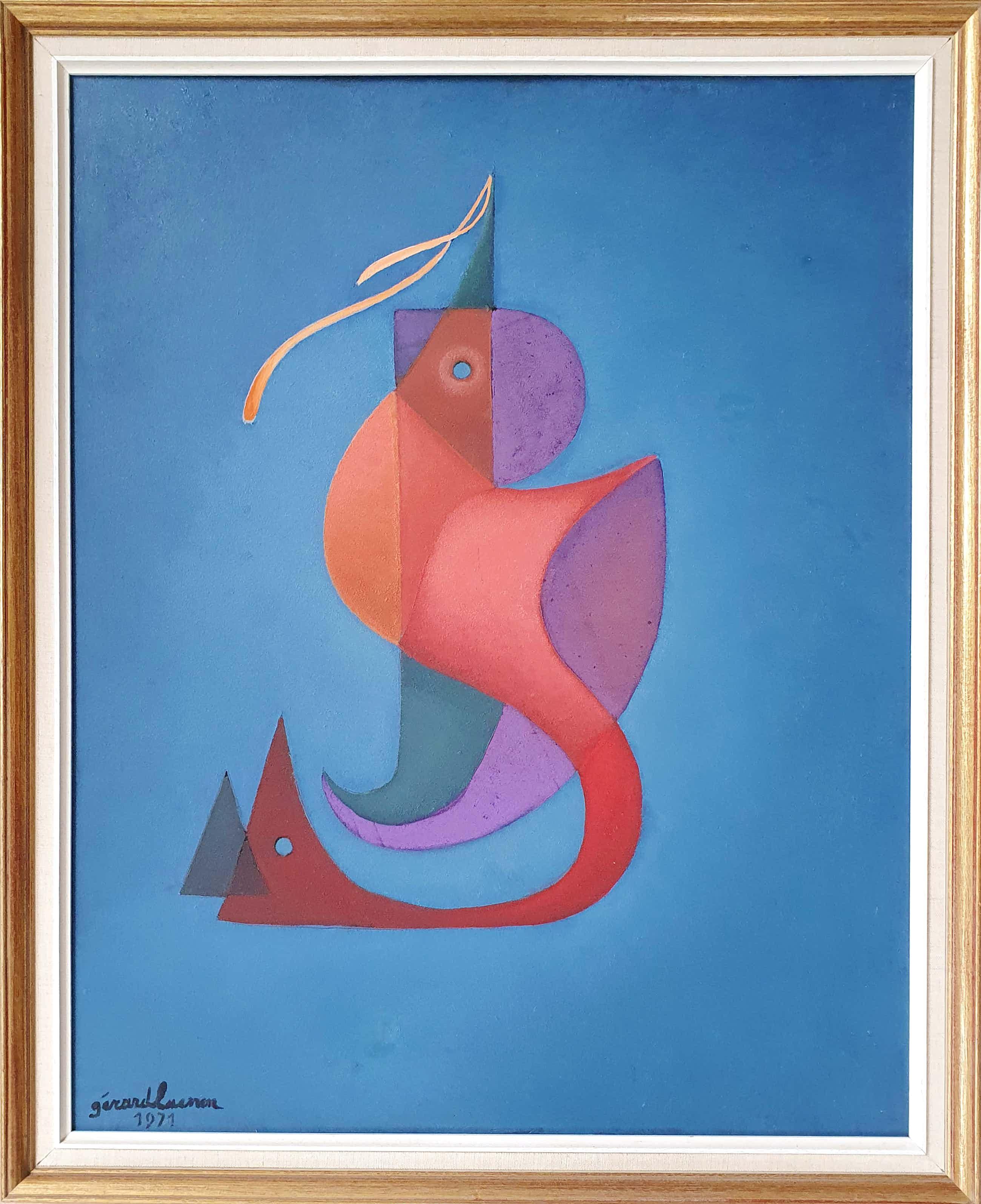 Gerard Laenen - Schilderij (Ingelijst) kopen? Bied vanaf 115!