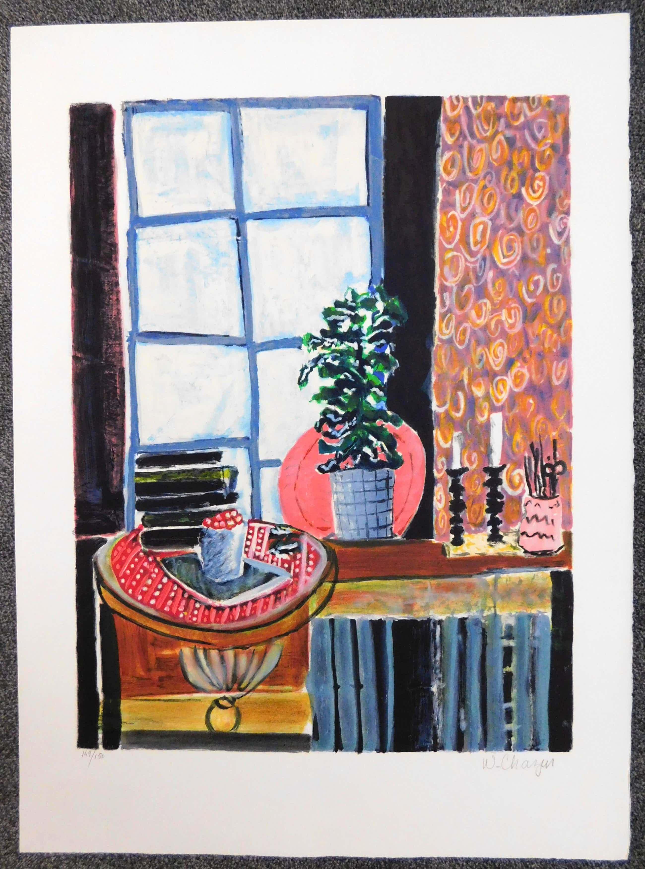 Wendy Chazin - Still-life with Candlesticks kopen? Bied vanaf 55!
