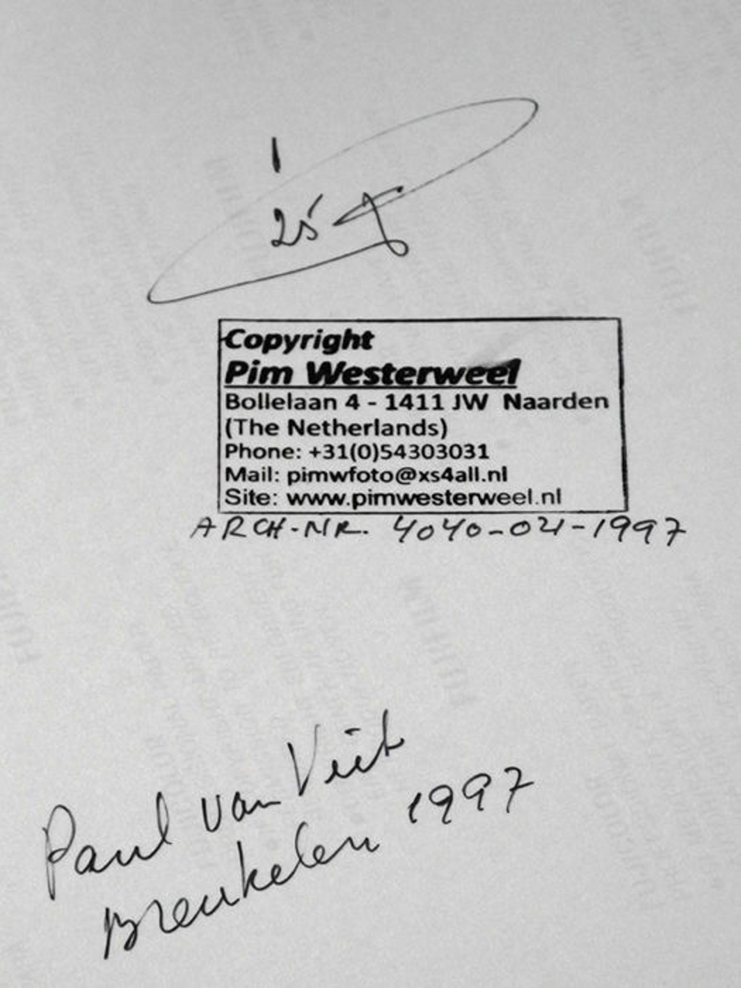 Pim Westerweel - Paul van Vliet kopen? Bied vanaf 150!