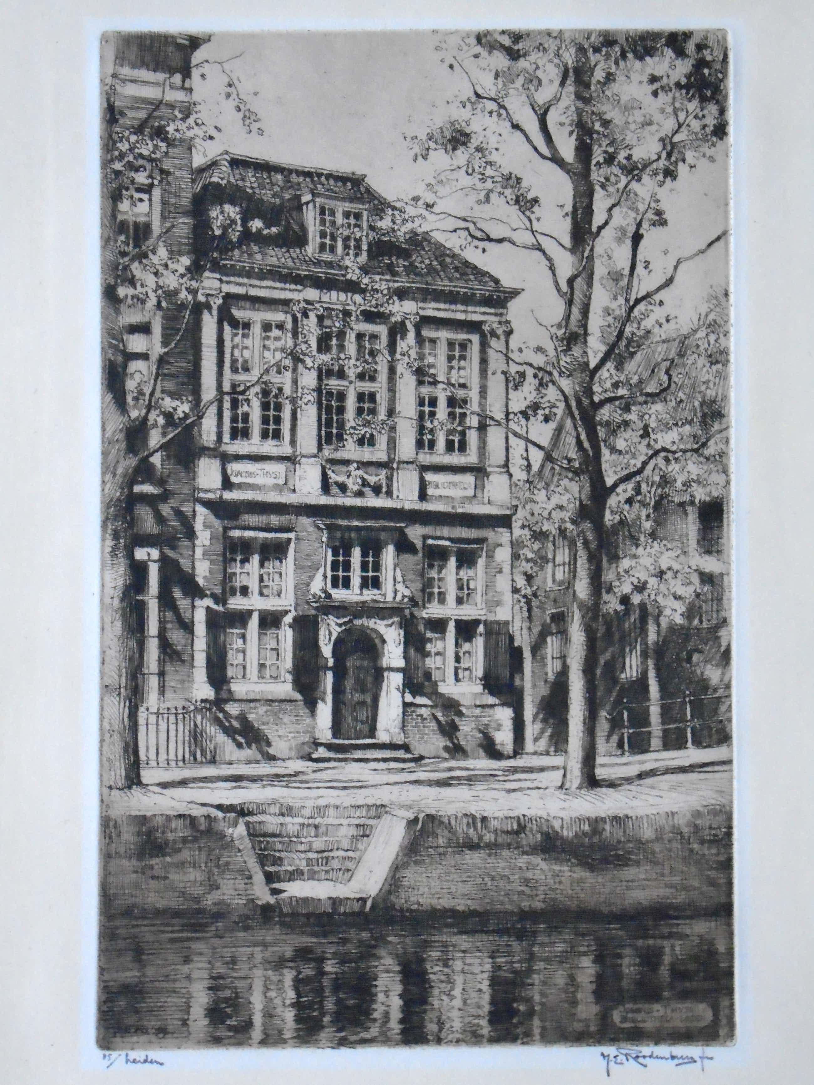 Hendrikus Roodenburg - Joannis Thyssii Bibliotheca, Leiden kopen? Bied vanaf 40!