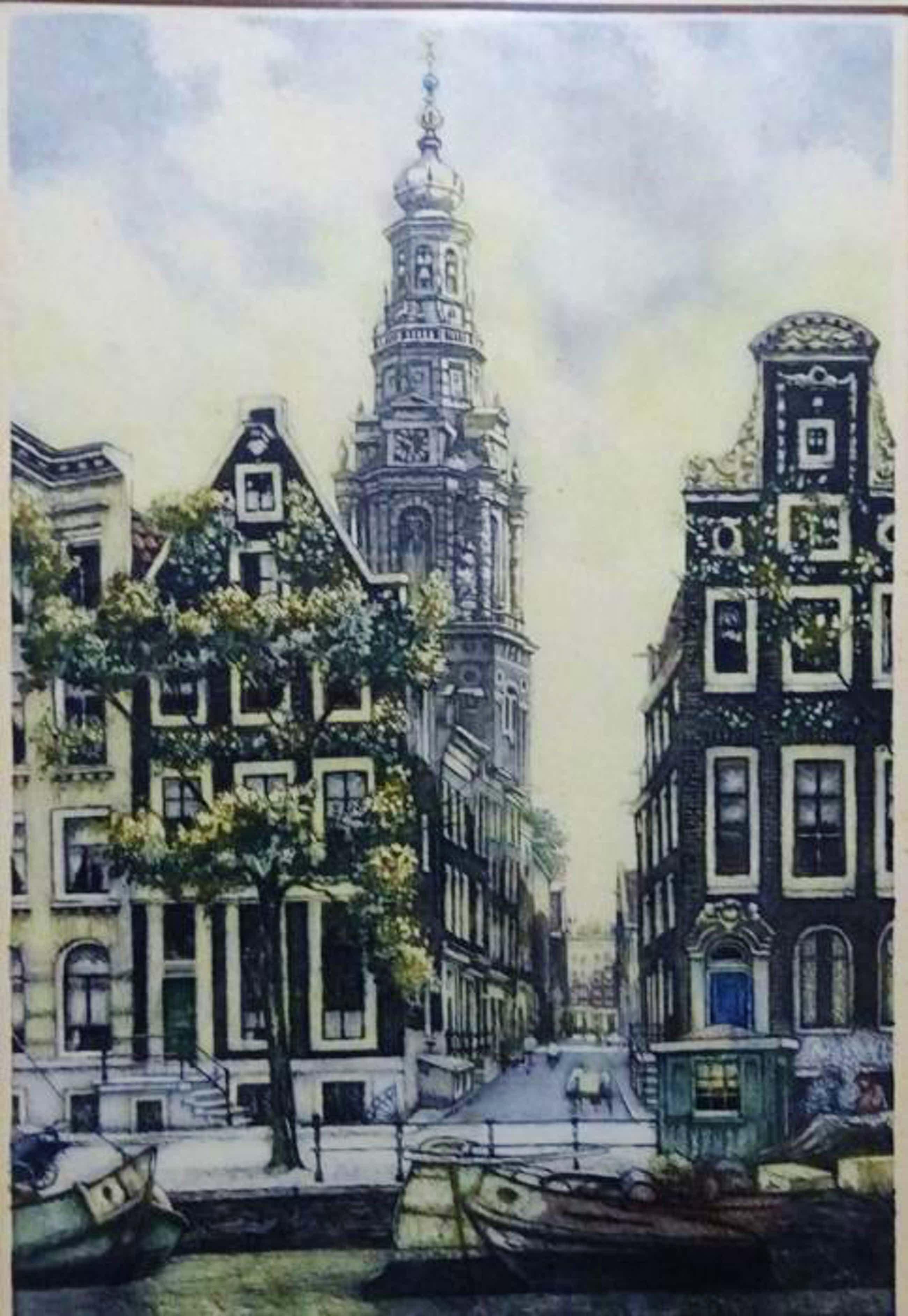 Cornelis Brandenburg - Amsterdam - Zuiderkerk + Oeuvre boek kopen? Bied vanaf 80!