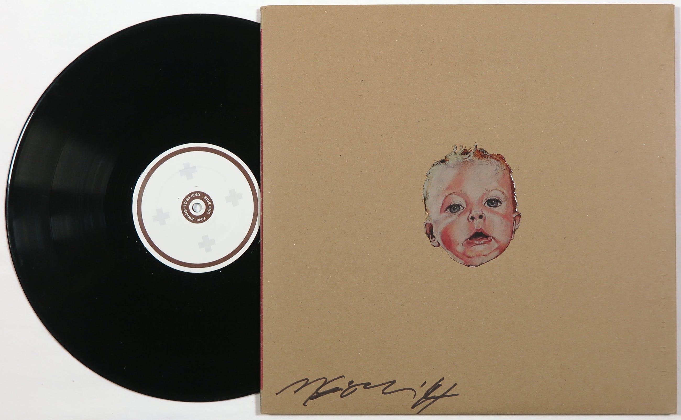 Swans - 3dubbel Album + Kaartje met download code - To Be Kind - Gesigneerd! kopen? Bied vanaf 1!