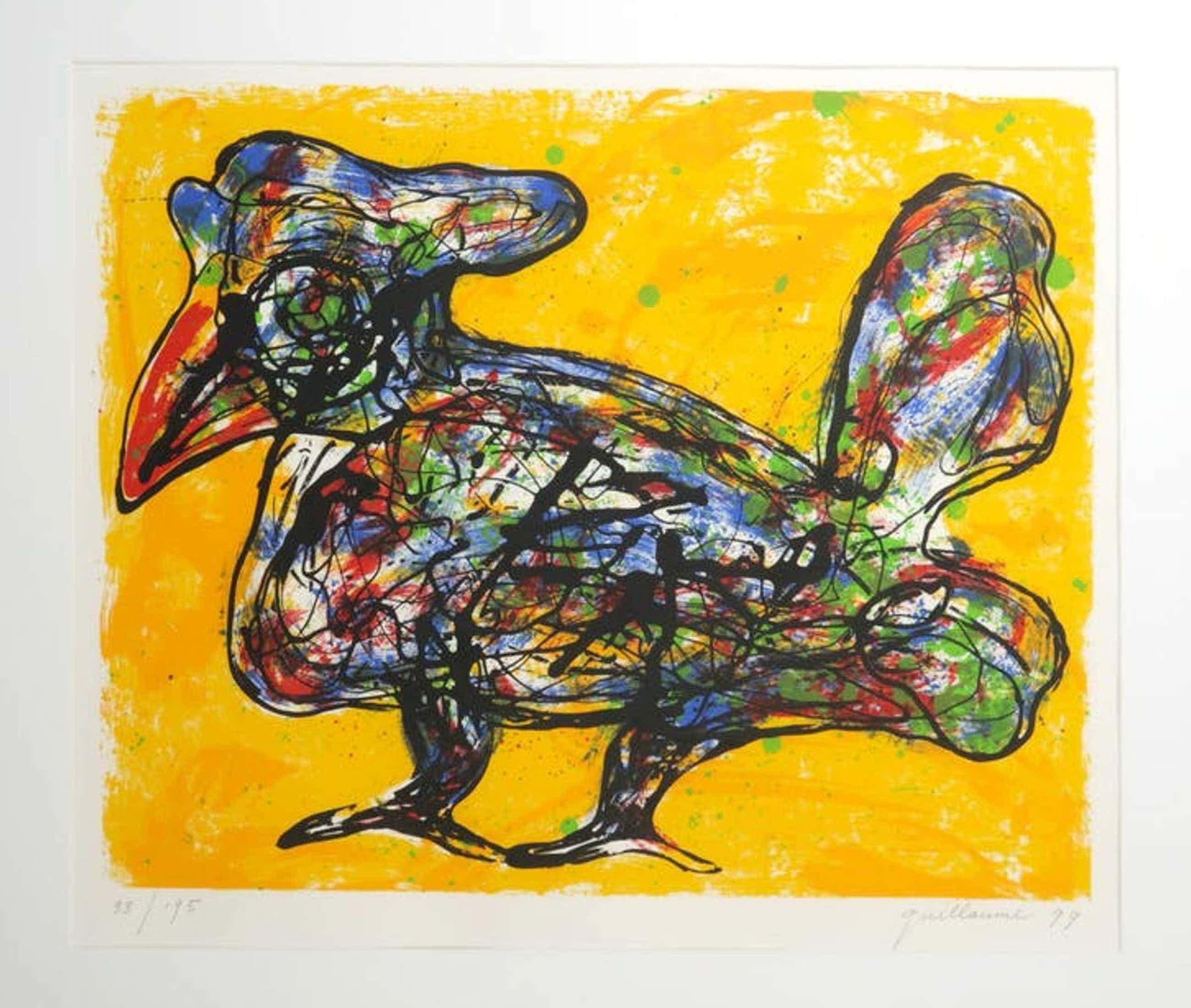 Guillaume Lo-A-Njoe - Bird ( met lijst) kopen? Bied vanaf 132!