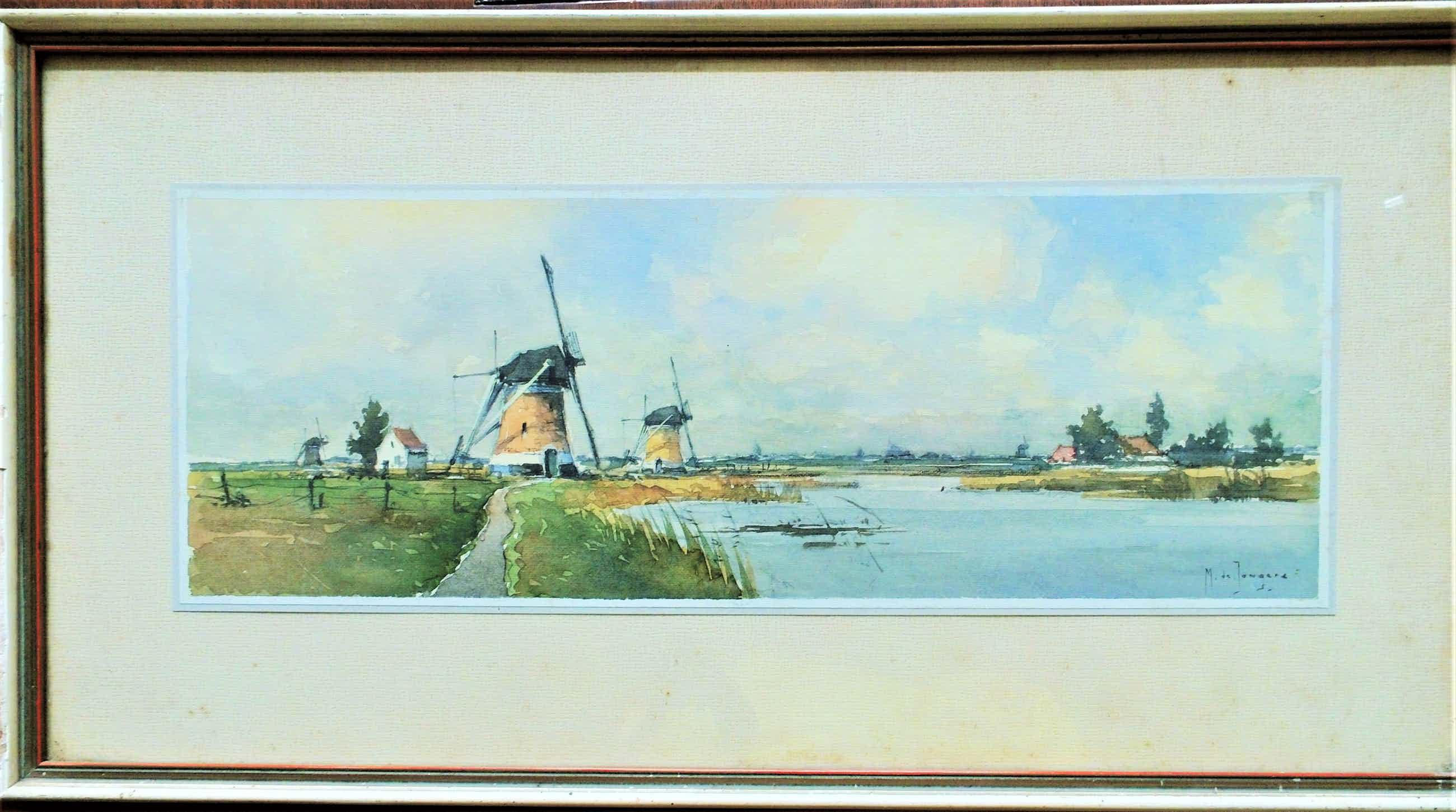 Marius de Jongere - Molens aan het water kopen? Bied vanaf 150!