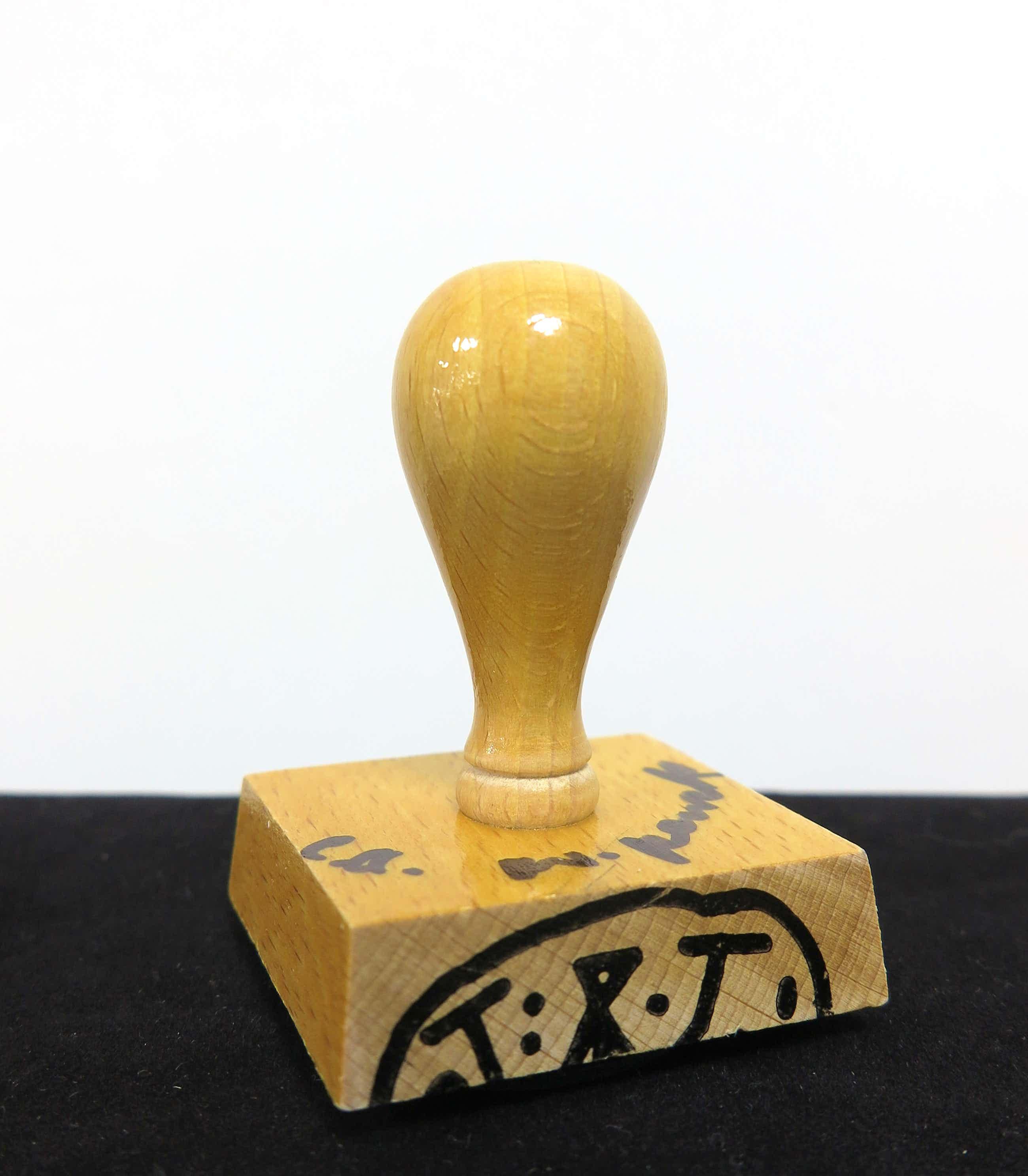 A.R. Penck - Handgesigneerde en genummerde stempel kopen? Bied vanaf 270!