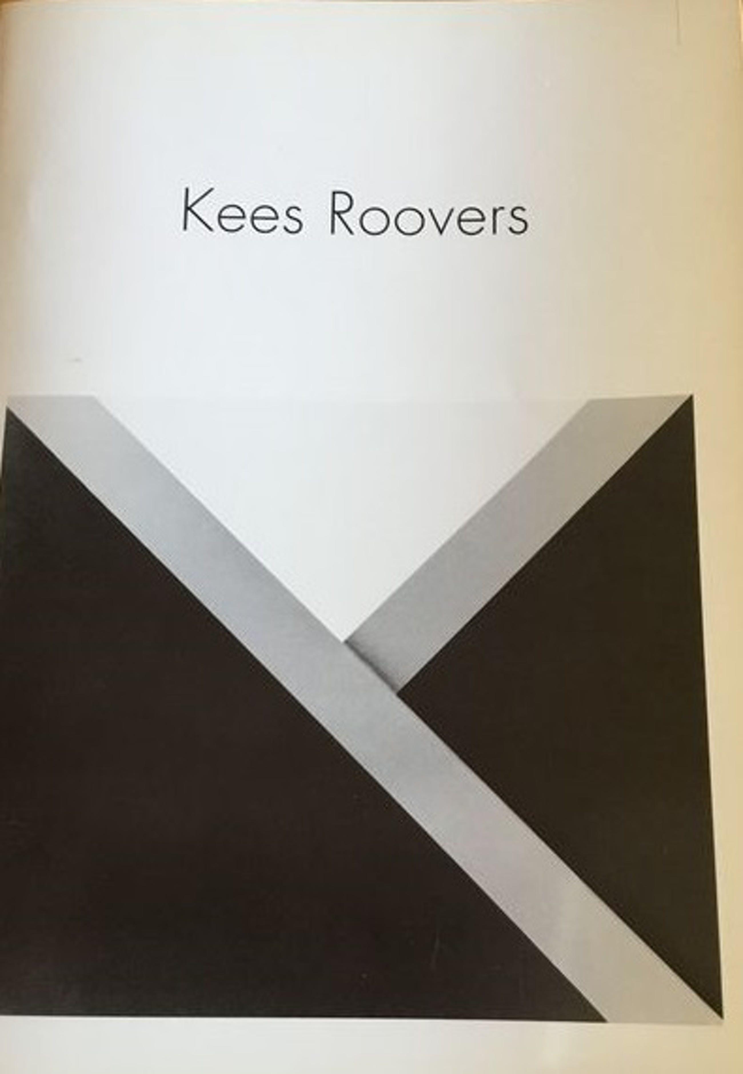 Kees Roovers - Abstract geometrische compositie kopen? Bied vanaf 195!