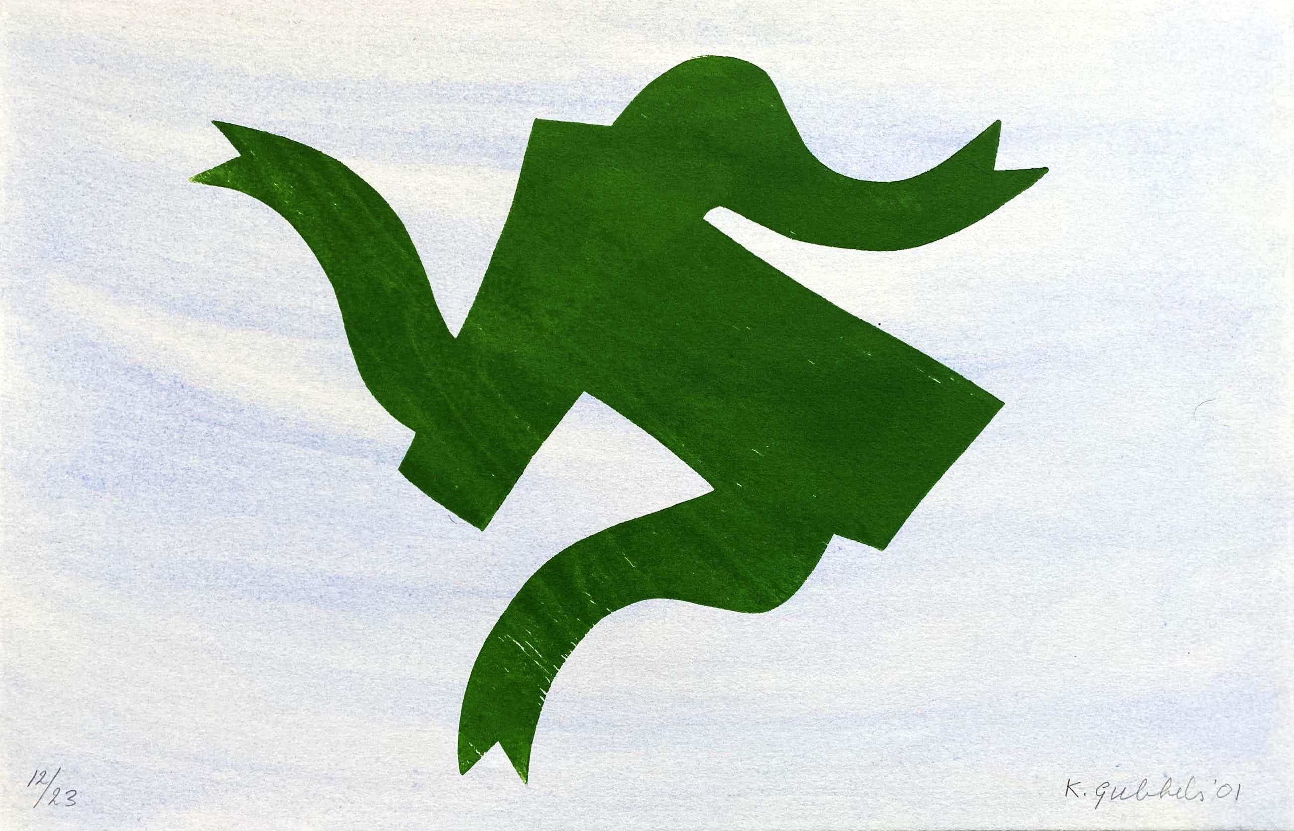 Klaas Gubbels - De groene alles kan kopen? Bied vanaf 345!