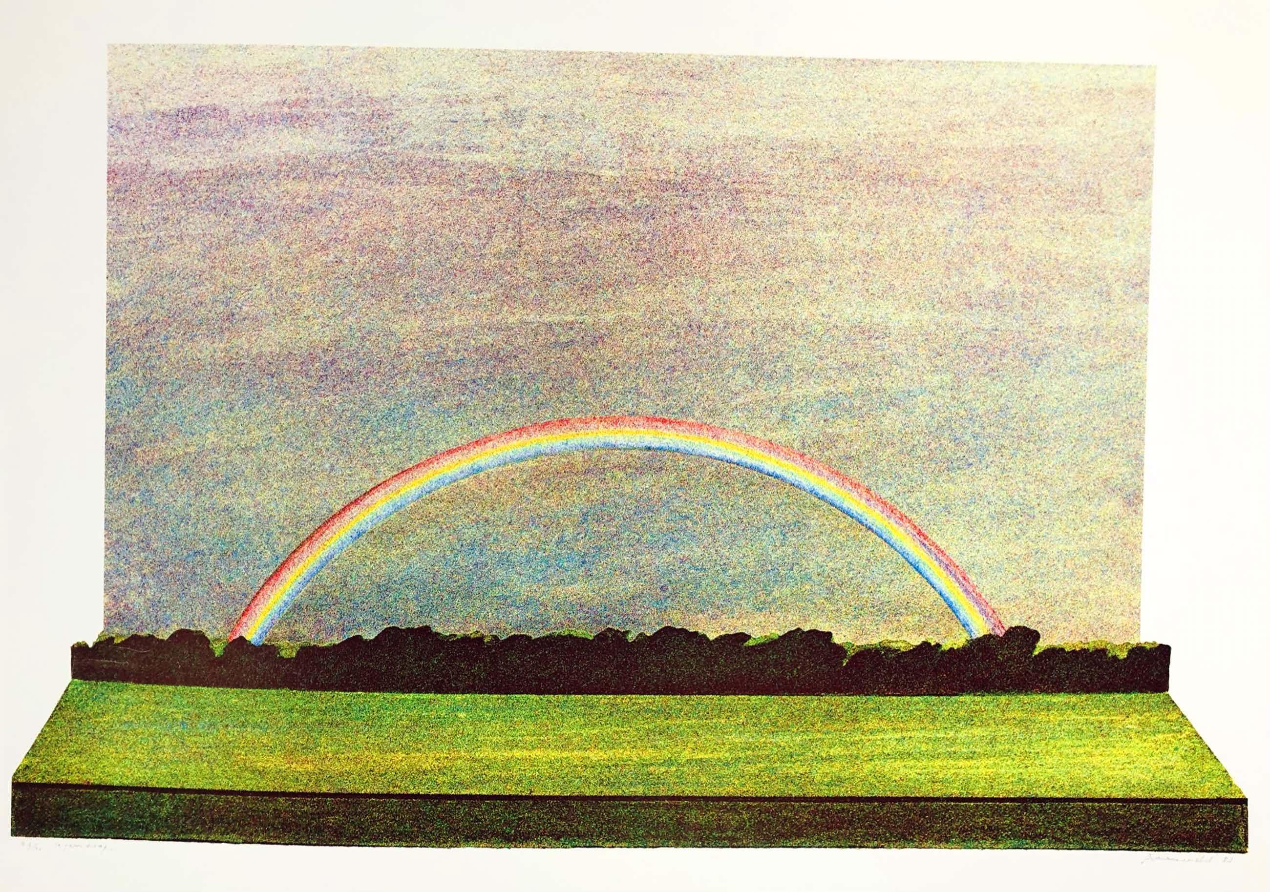 Doris Groeneveld - De regenboog (groot) kopen? Bied vanaf 75!
