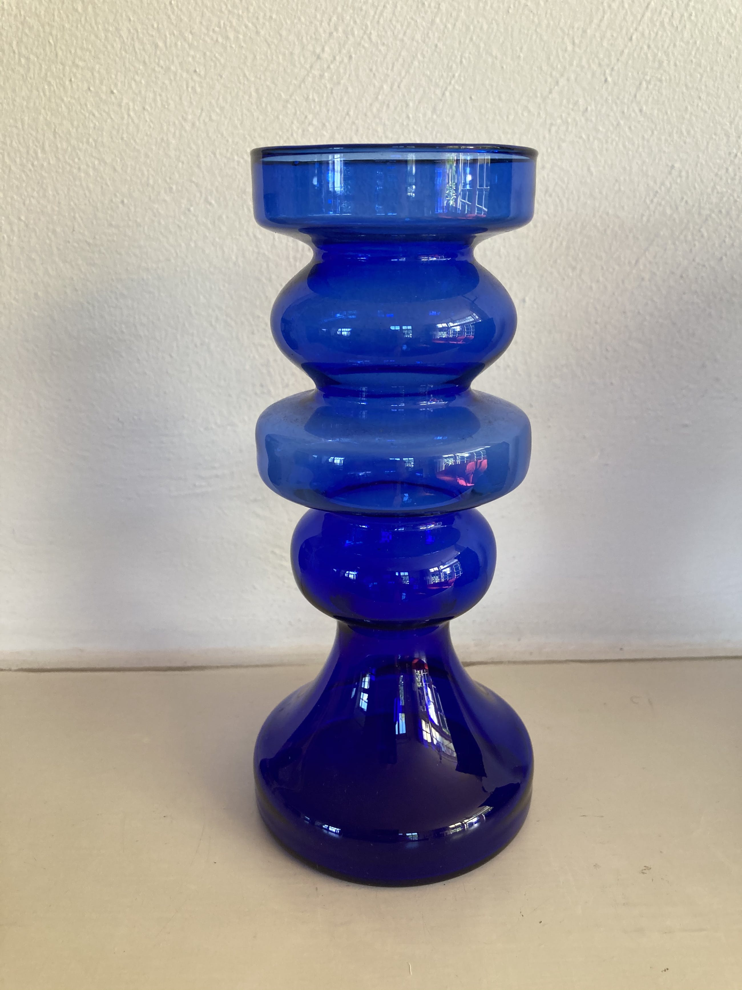 Ingrid Glas - Glazen vaas met ringen kopen? Bied vanaf 75!