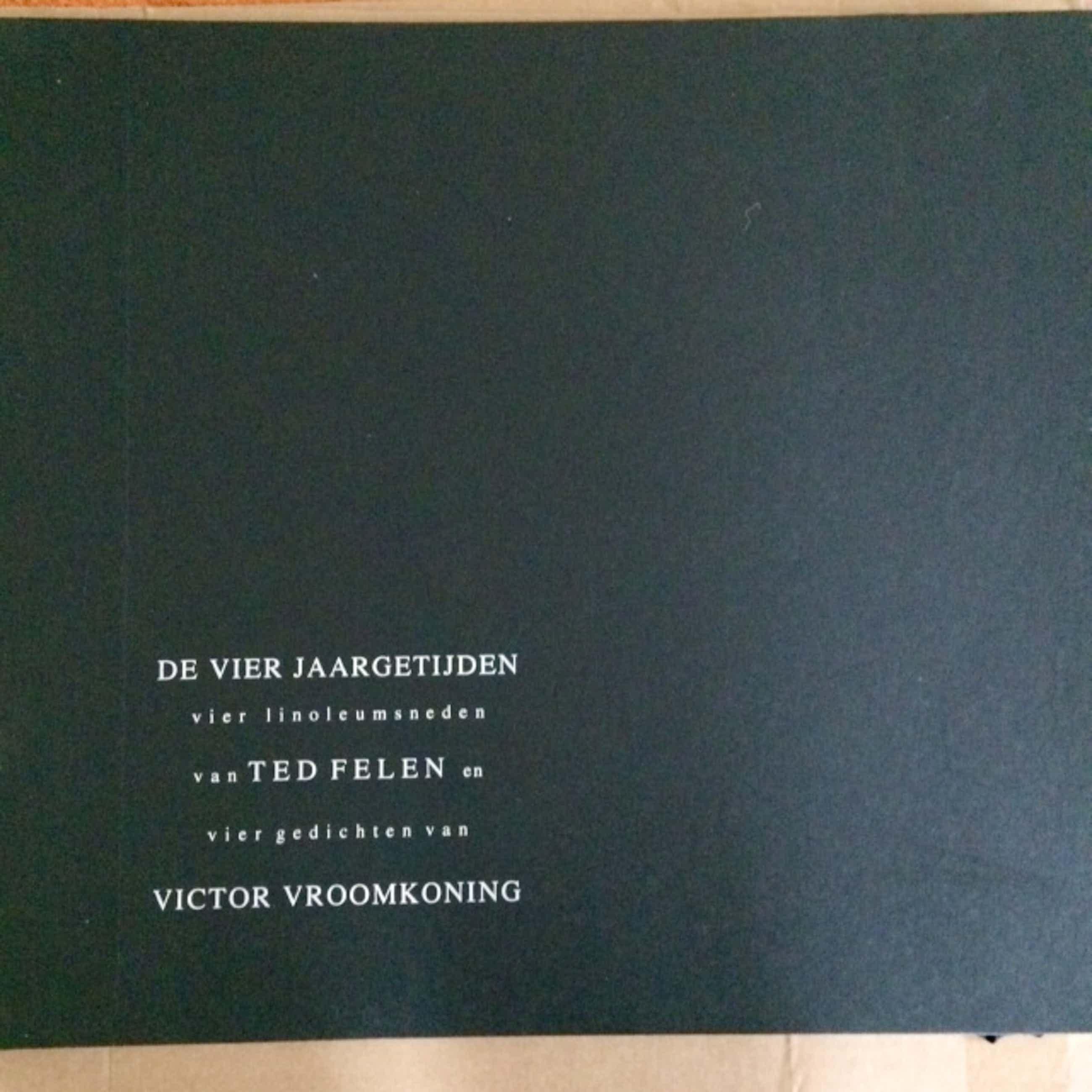 Ted Felen - Victor Vroomkoning de 4 jaargetijden kopen? Bied vanaf 195!