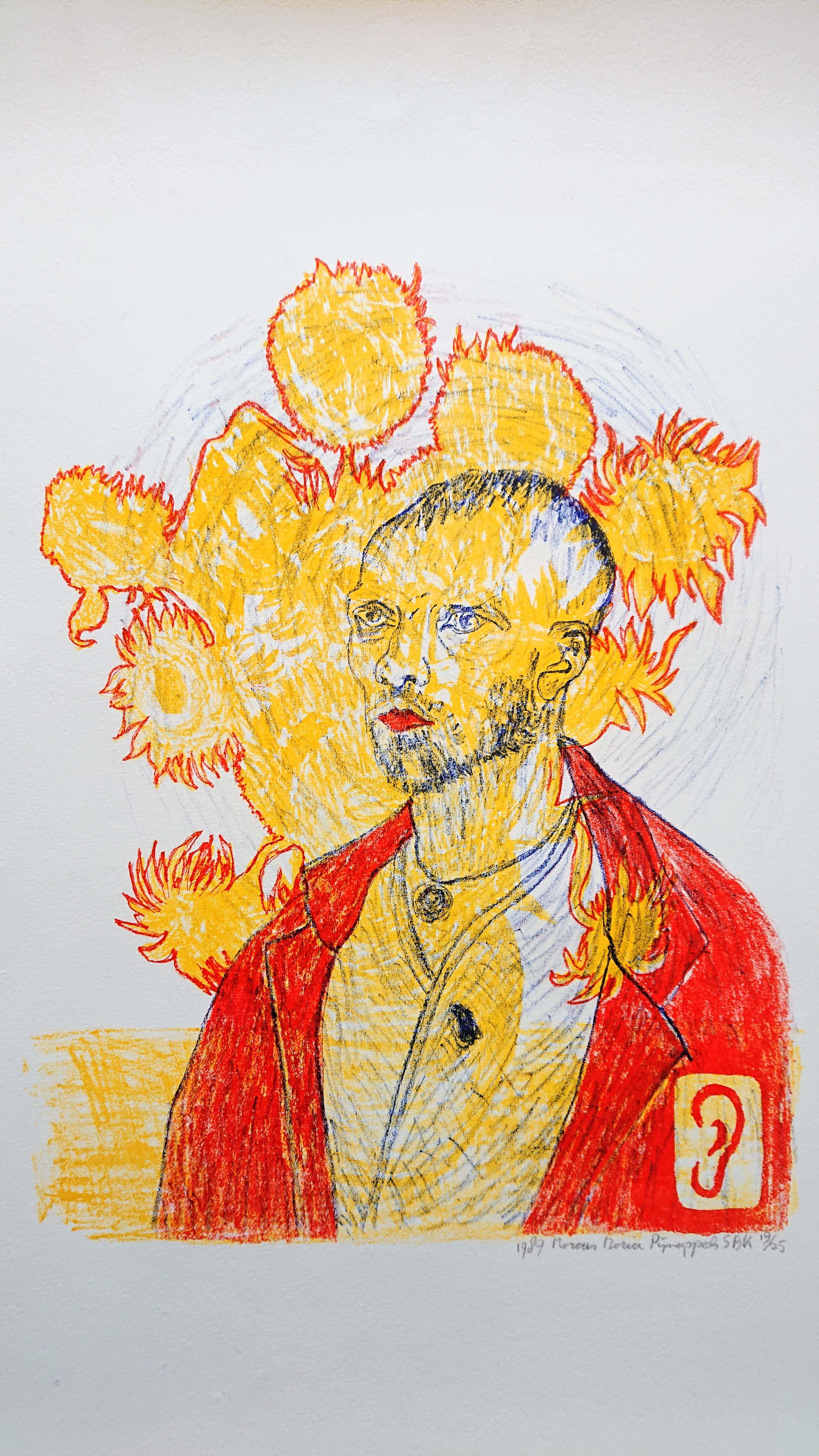 Marc Pijnappels - Van Gogh kopen? Bied vanaf 25!
