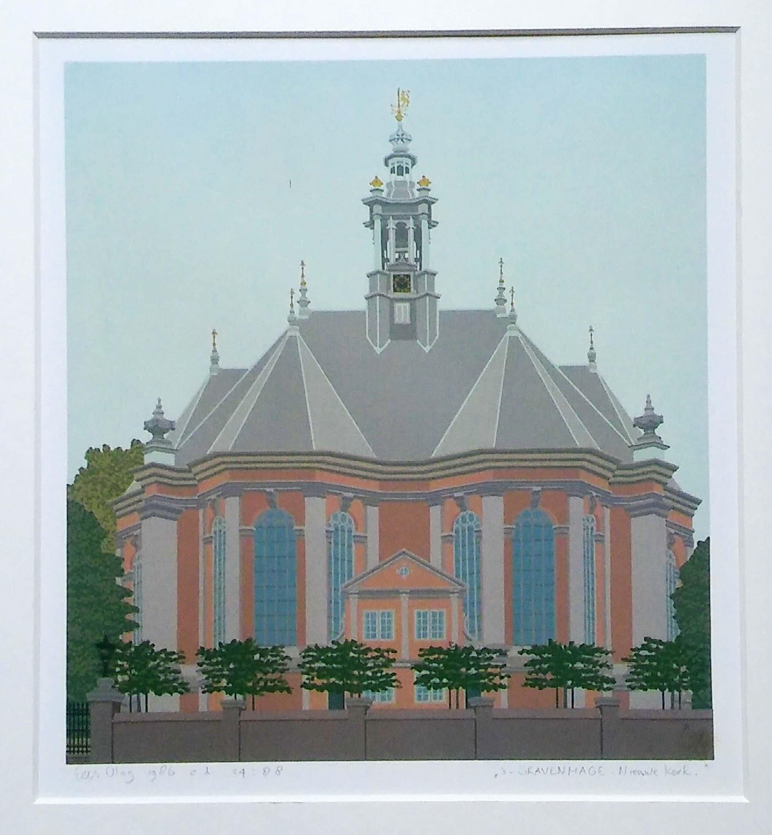 Sees Vlag - 's Gravenhage Nieuwe Kerk kopen? Bied vanaf 210!