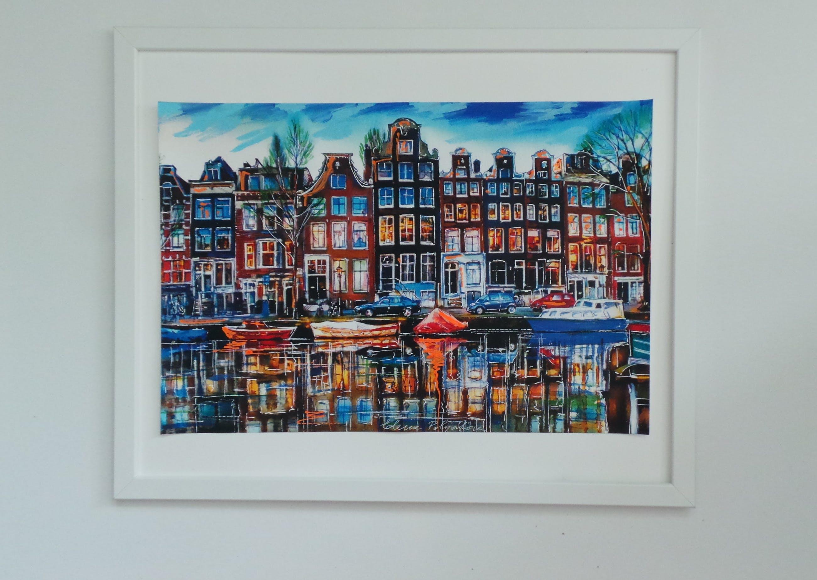 Elena Polyakova - Elena Polyakova - Huizen in Amsterdam kopen? Bied vanaf 99!