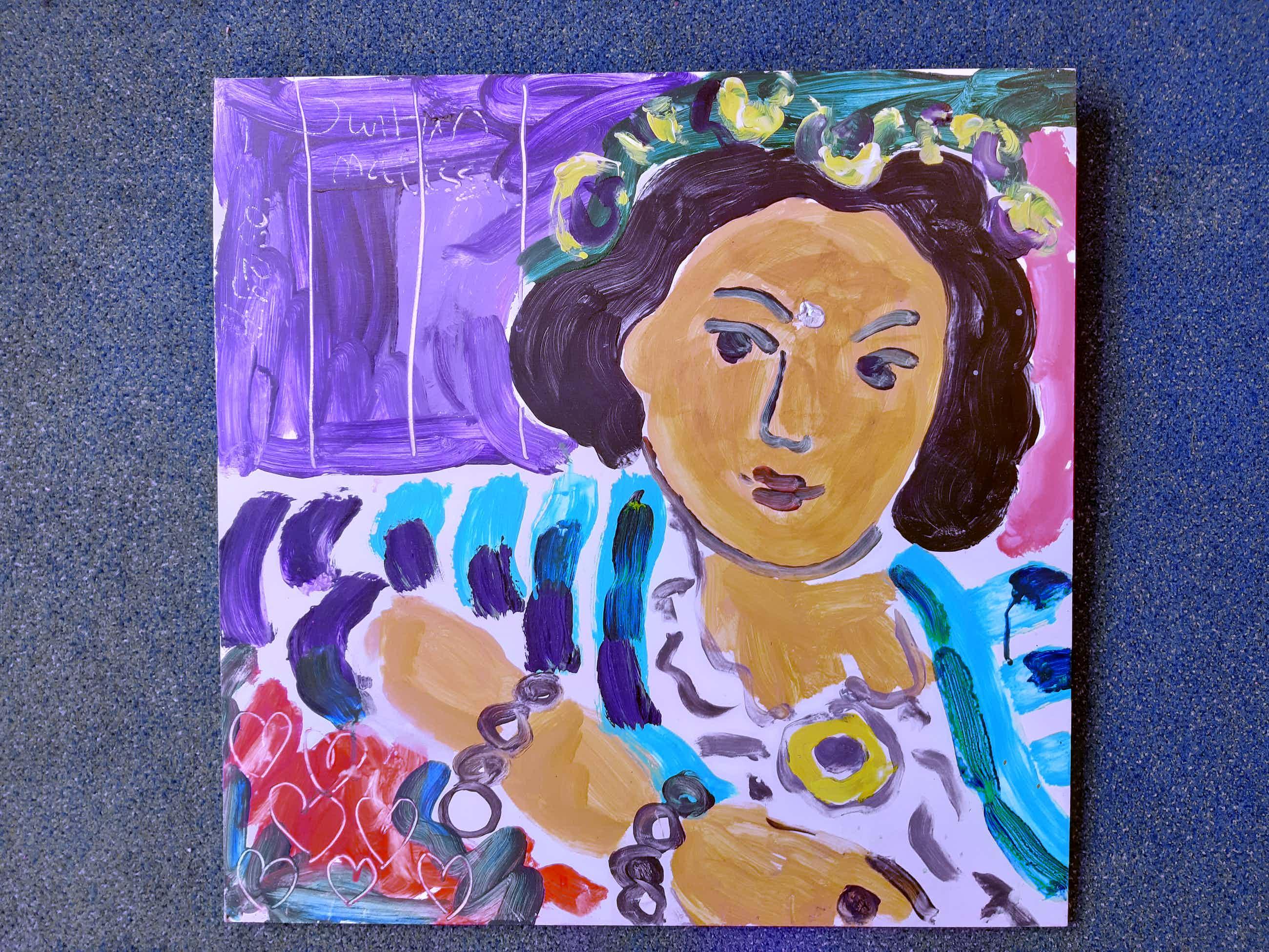 Justus Donker - Naar Matisse kopen? Bied vanaf 35!