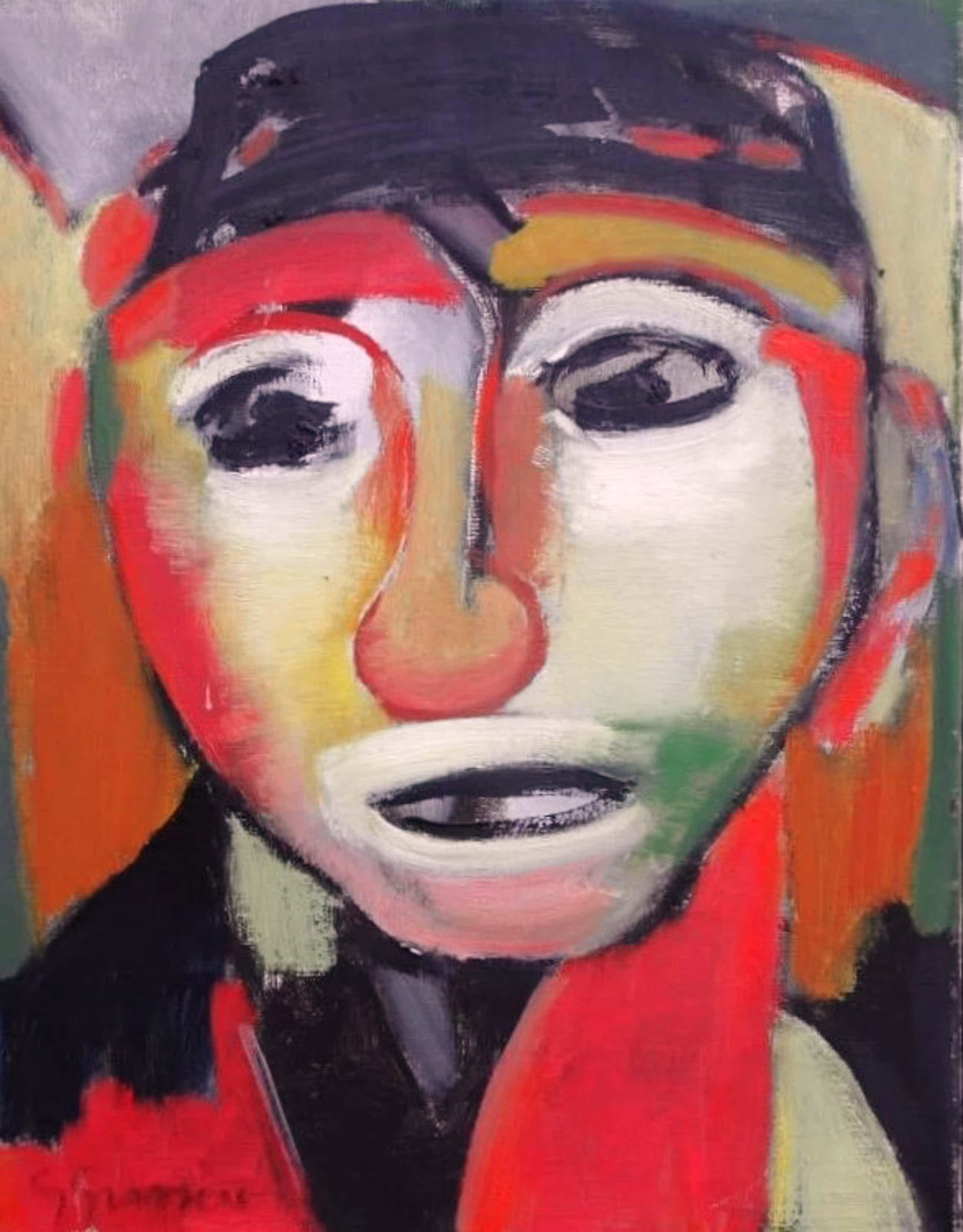 Gérard Grassère - Olieverfschilderij kopen? Bied vanaf 195!