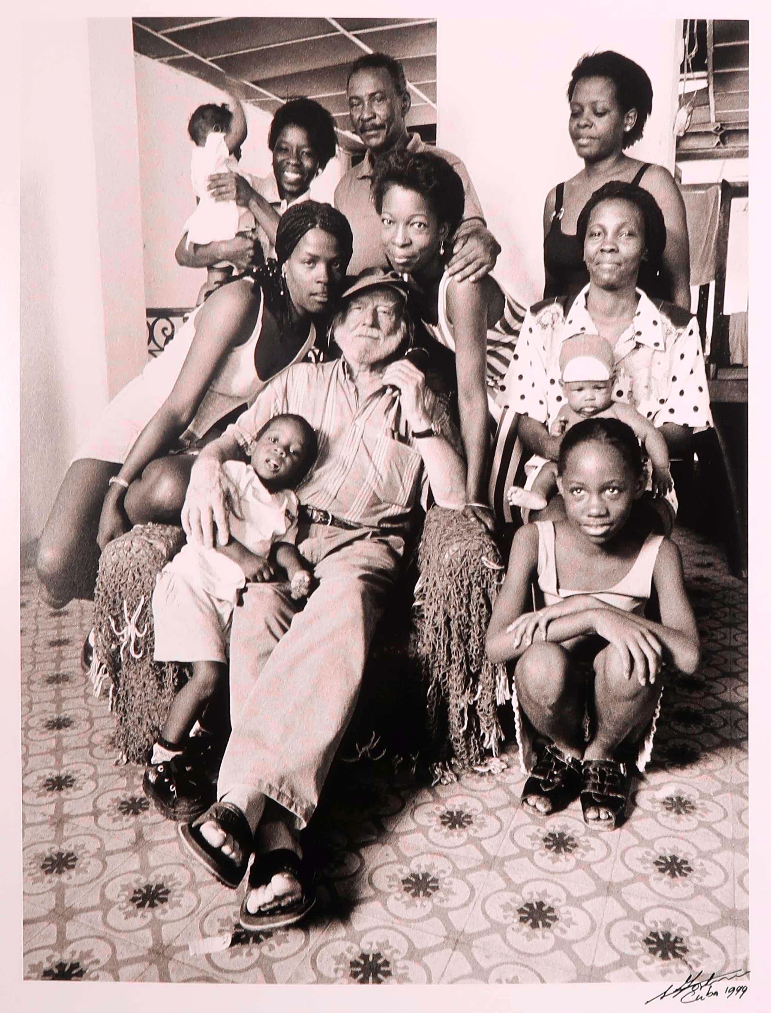 Nico Koster - Foto, Z.T. uit de serie Corneille in Cuba kopen? Bied vanaf 40!