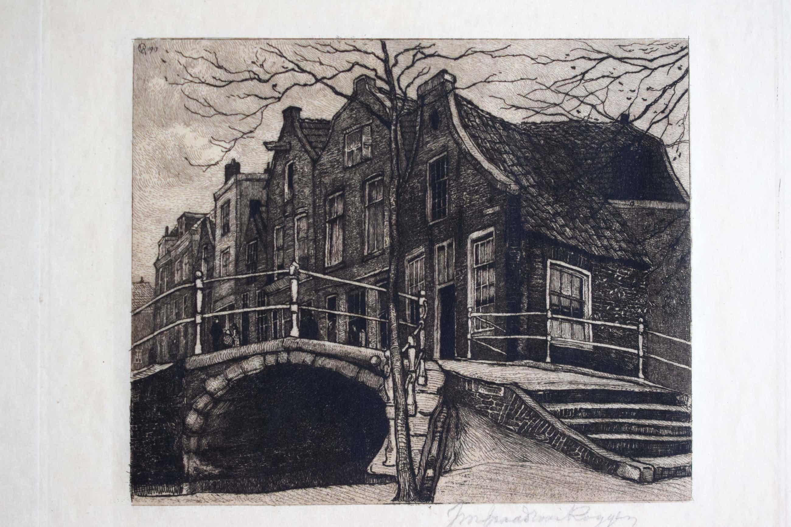 Johannes Graadt van Roggen - Grachtenpandjes te Amsterdam kopen? Bied vanaf 80!