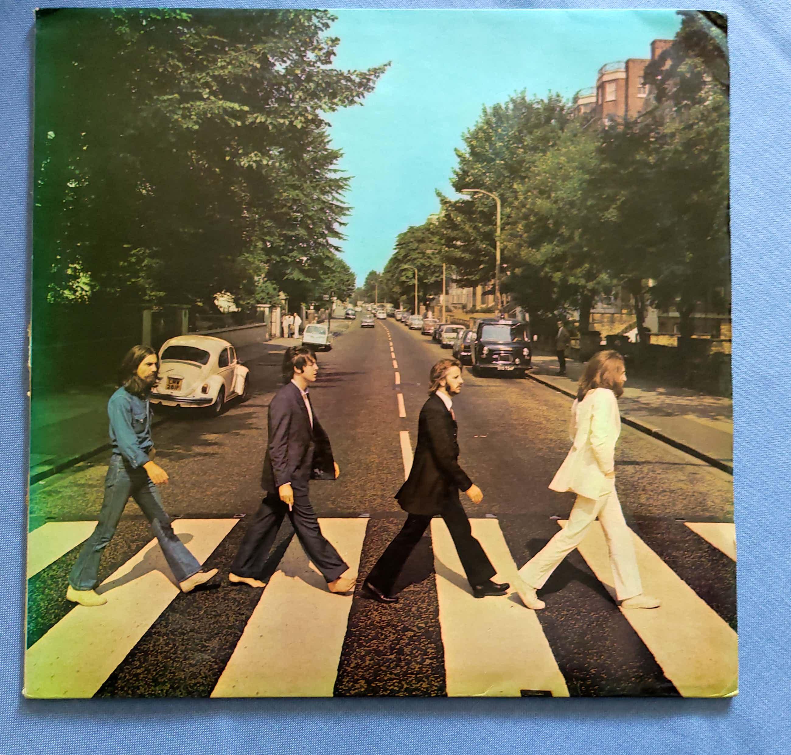 The Beatles - Abbey Road kopen? Bied vanaf 35!