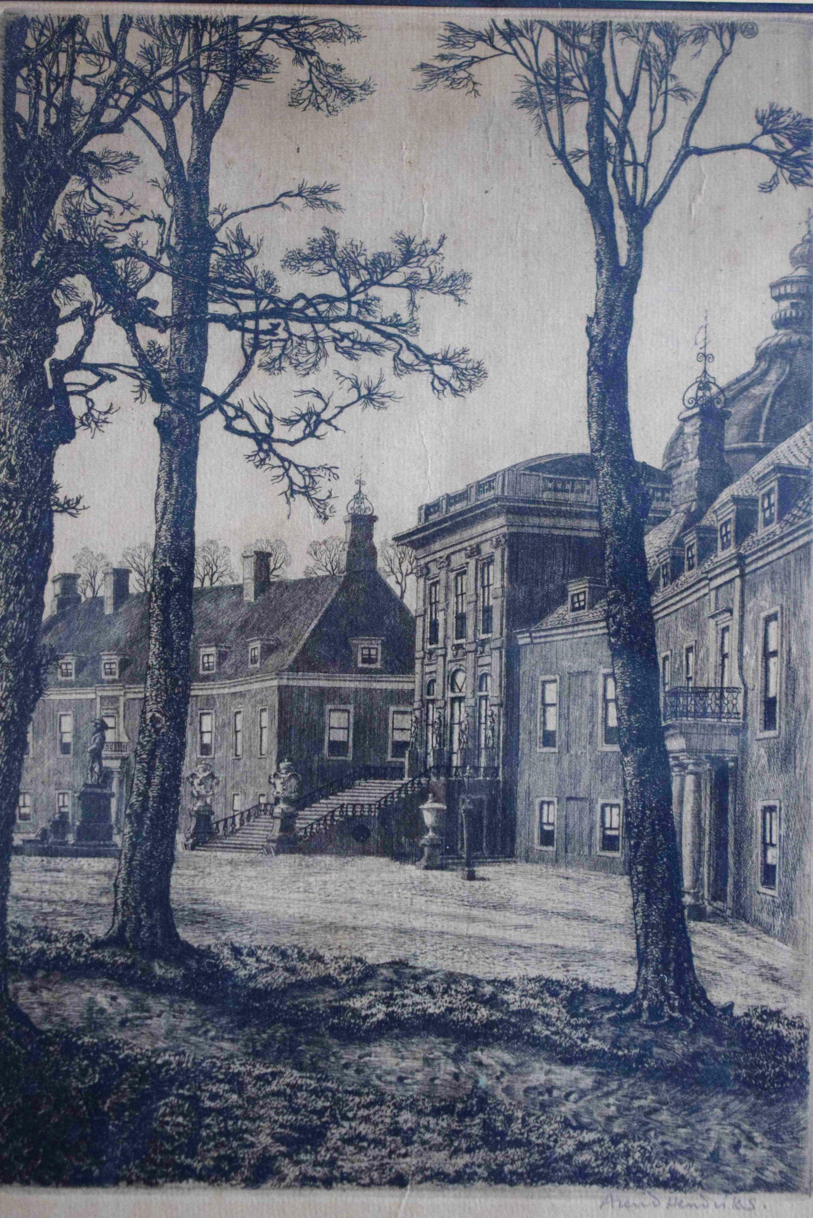 Arend Hendriks - Huis ten Bosch - Den Haag kopen? Bied vanaf 75!