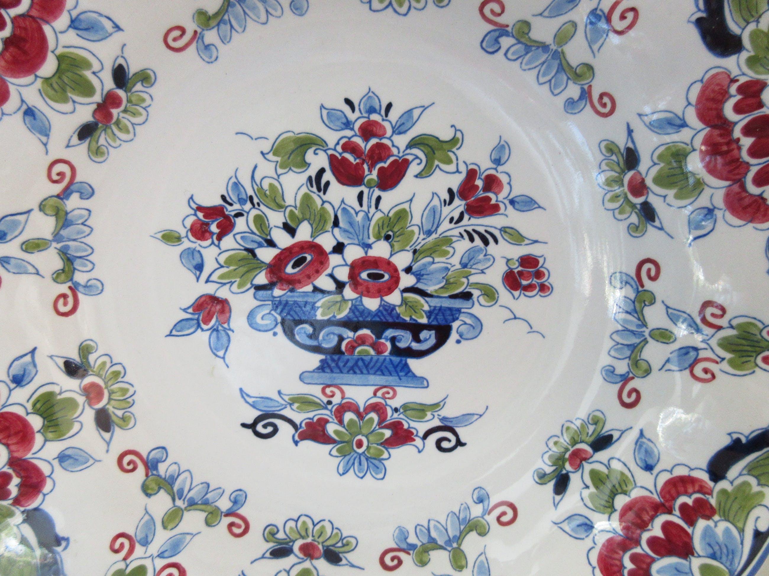 Royal Goedewaagen - Platelen plooibord decor Frisia 25/1336 kopen? Bied vanaf 1!