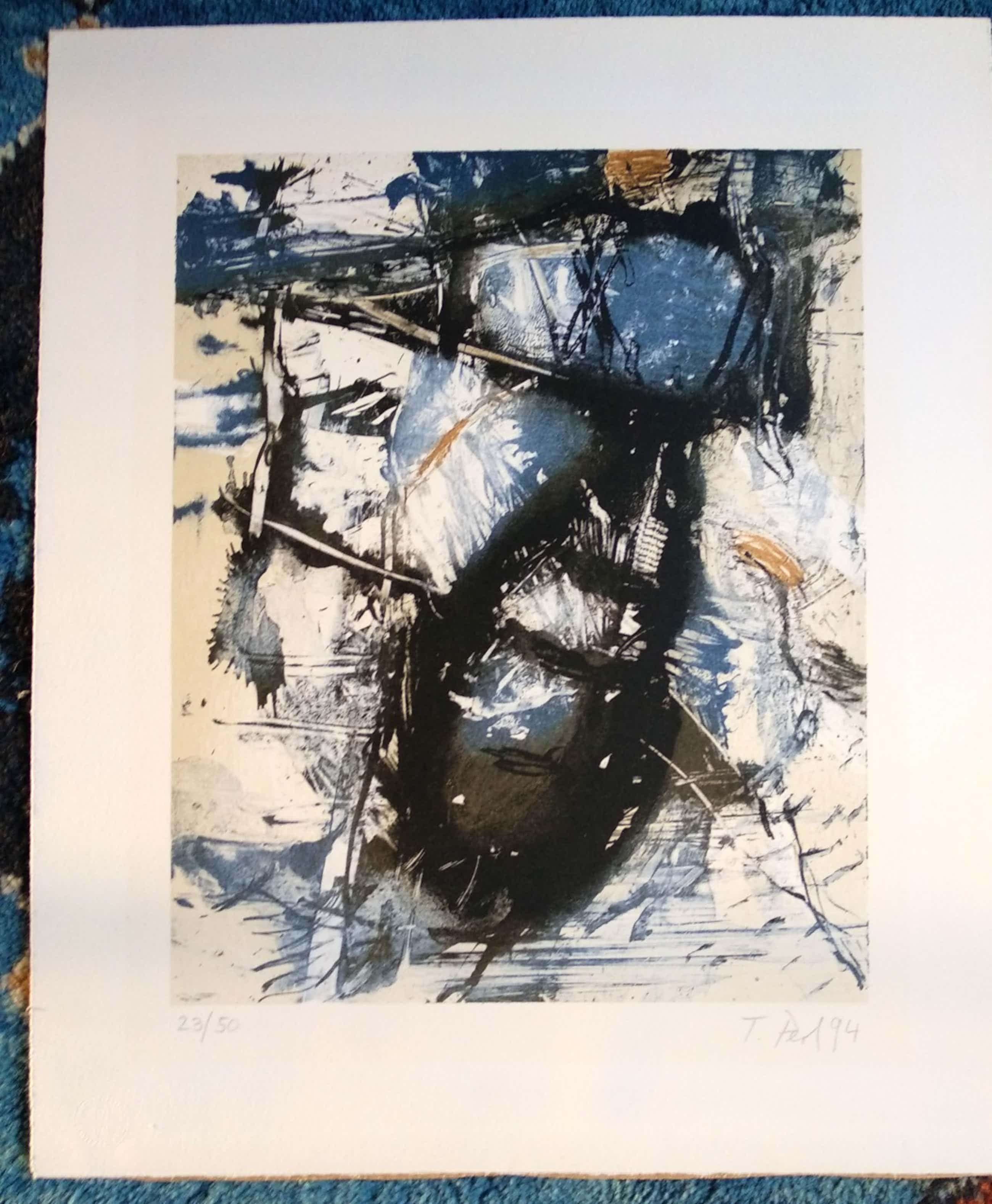 Thomas Perl - o.T., Lithografie kopen? Bied vanaf 150!