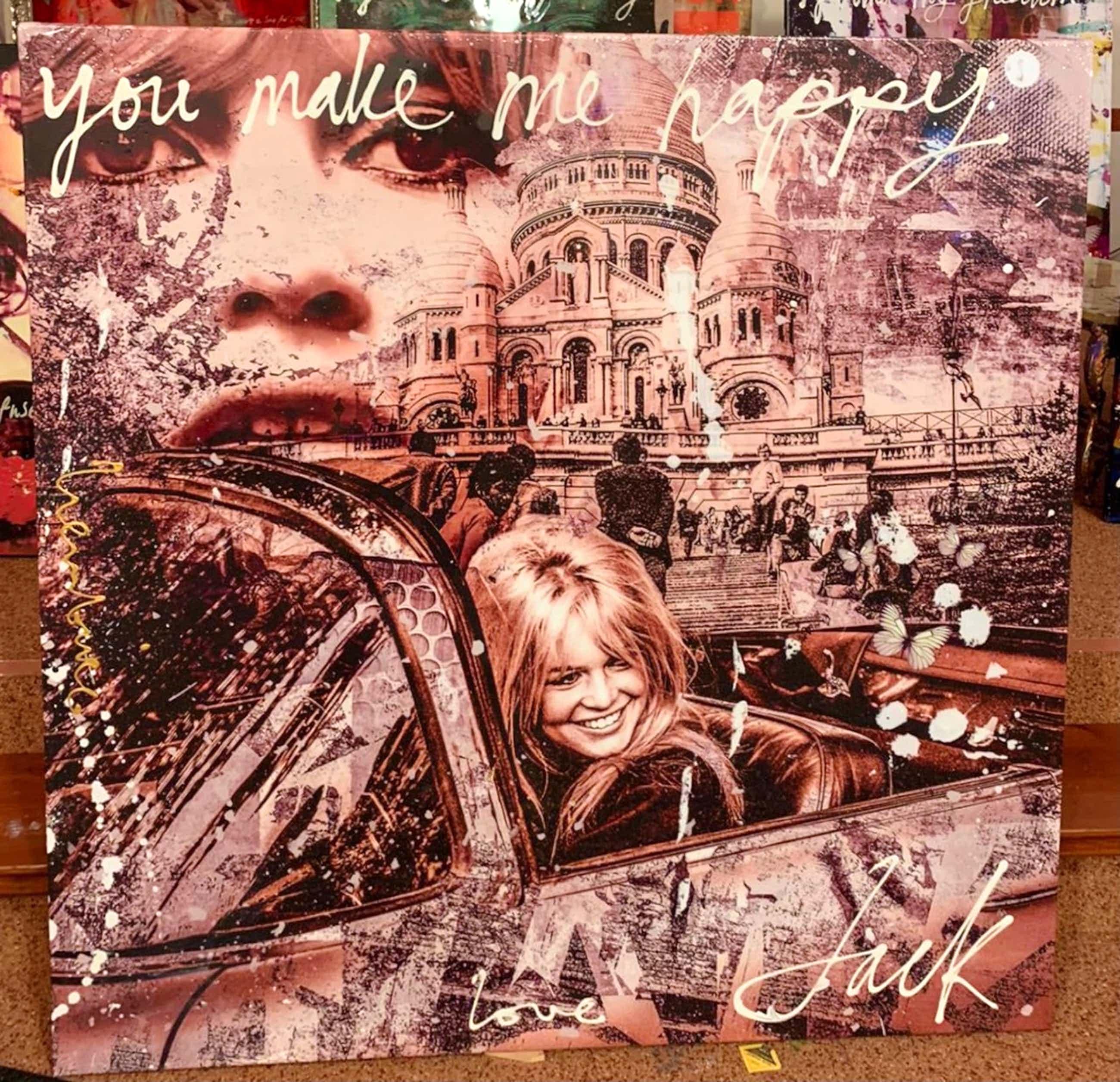 Jack Liemburg - You make me happy - Brigitte Bardot kopen? Bied vanaf 450!