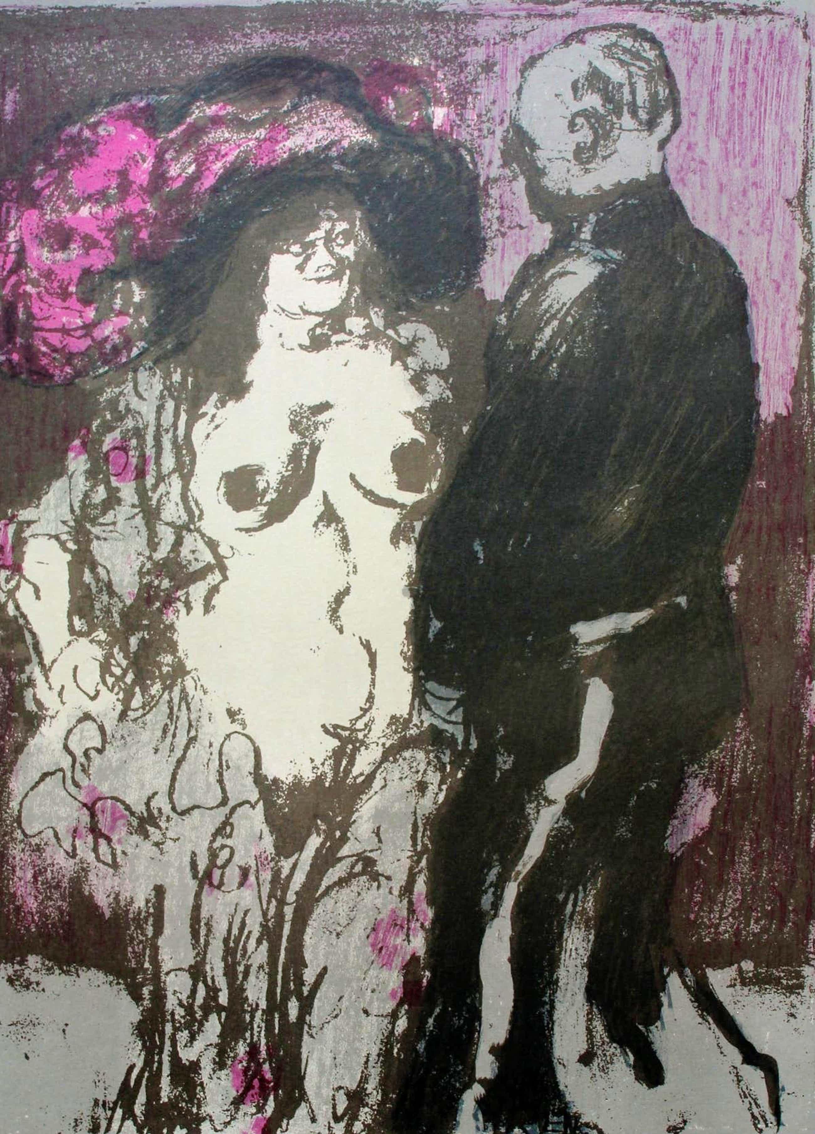 Kurt Lob - Ets: Naakt - 1973 kopen? Bied vanaf 60!