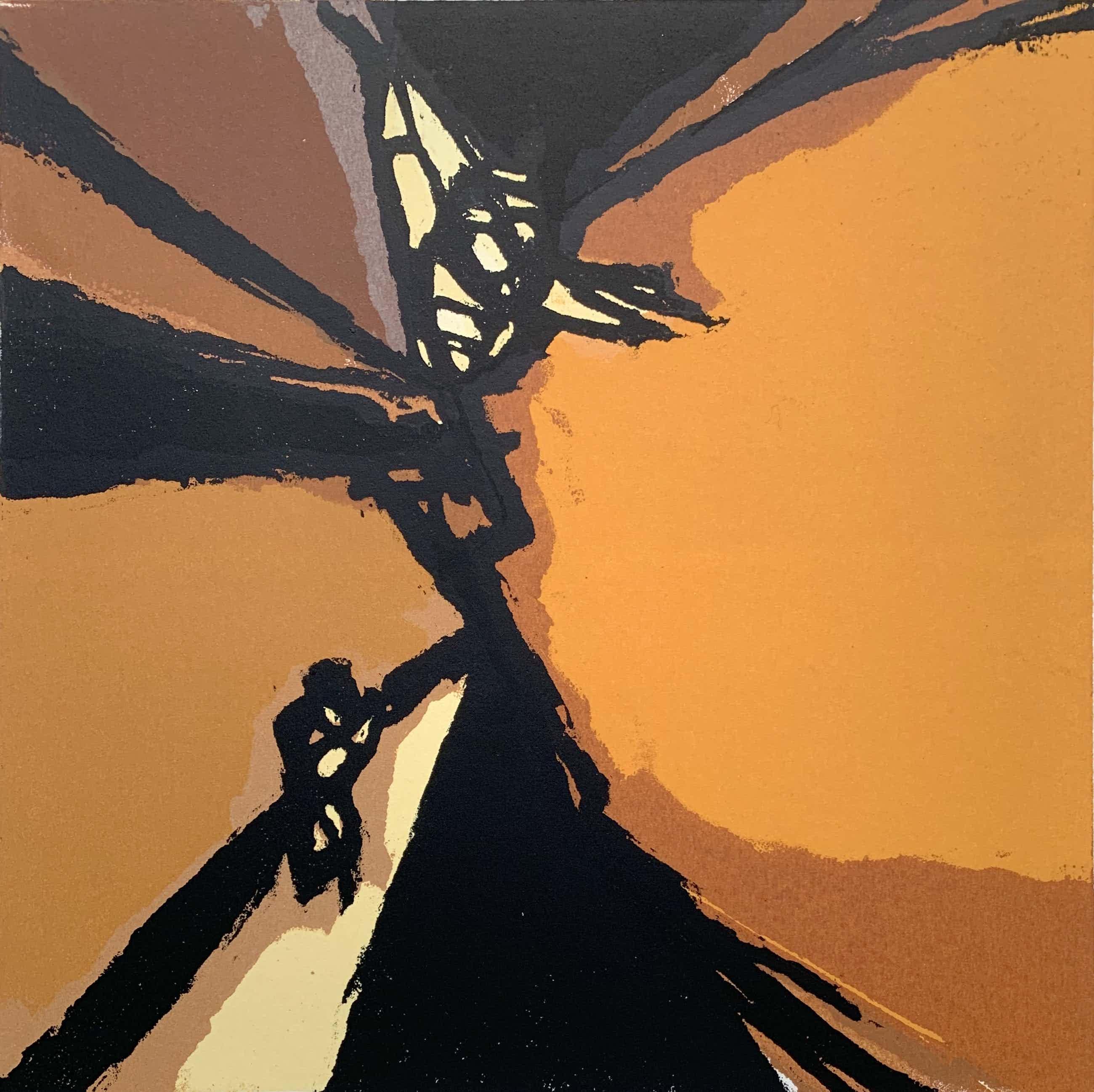 Fon Klement - boardsnede, 'Conception', oplage slechts 28 stuks! kopen? Bied vanaf 99!