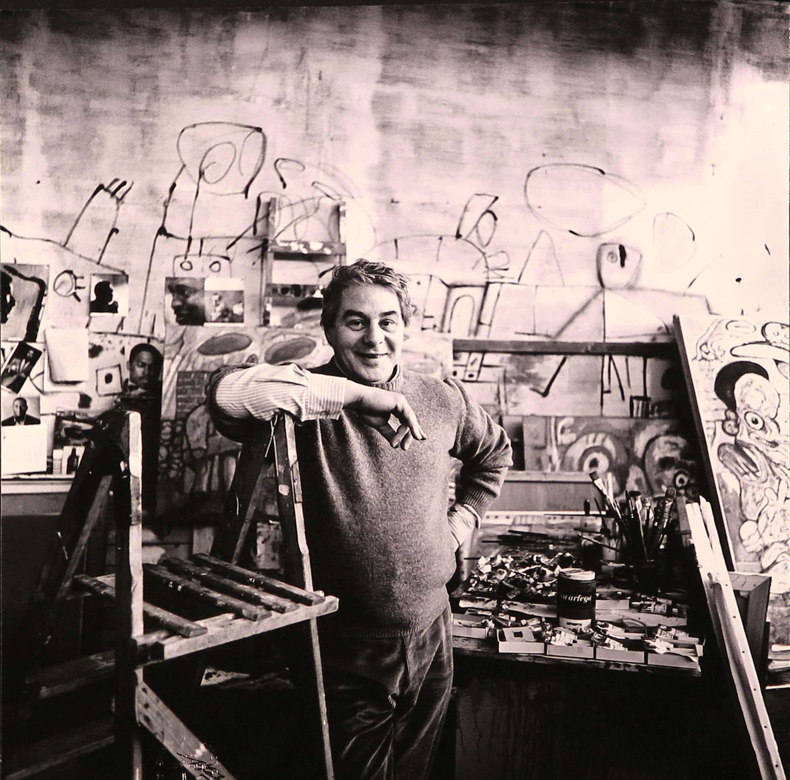 Nico Koster - Foto, Lucebert kopen? Bied vanaf 100!