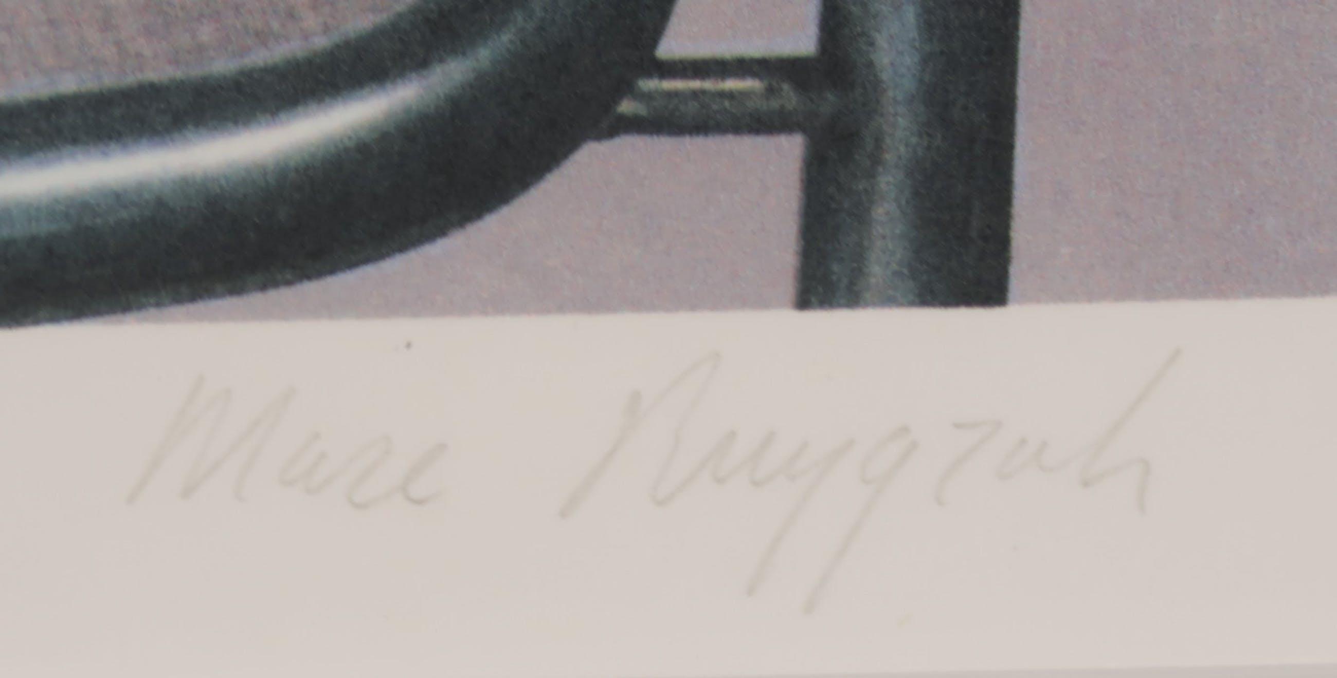 Marc Ruygrok - Piezografie, Heaven and Hell 2, Gesigneerd, 1995 kopen? Bied vanaf 40!