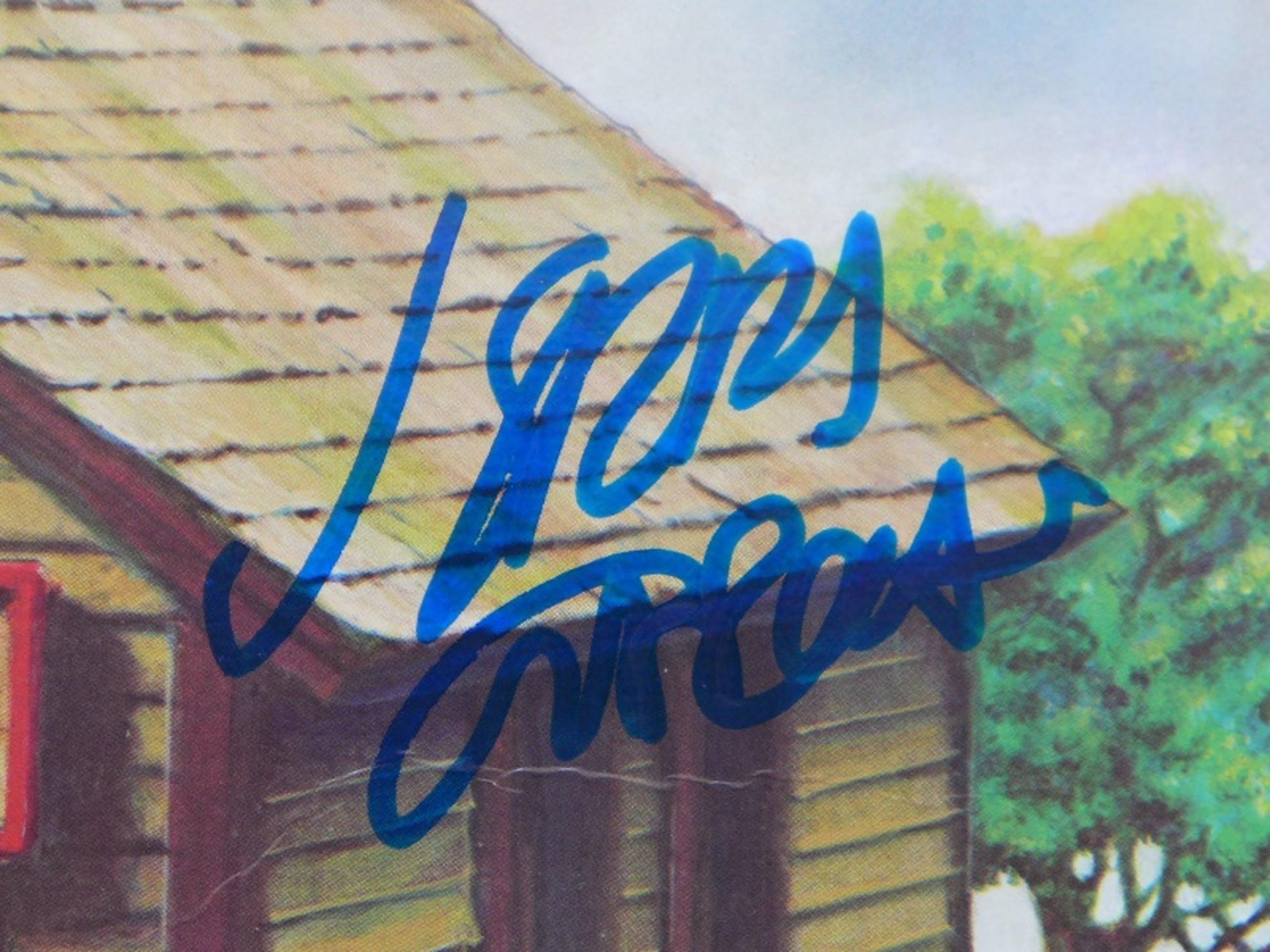 Grateful Dead - Terrapin Station, LP Signiert: Garcia, Weir, Lesh, Kreutzmann, Hart kopen? Bied vanaf 99!