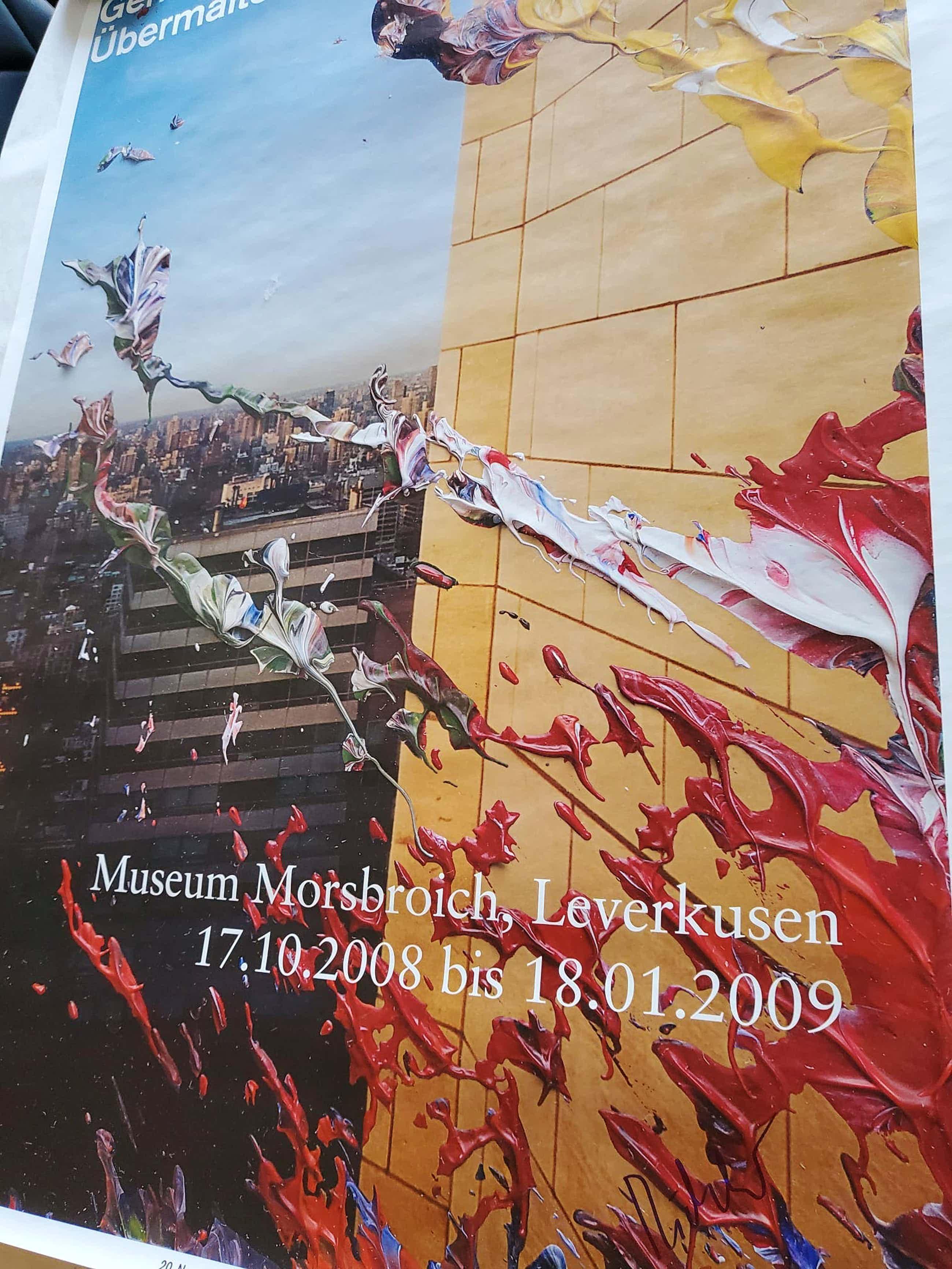 Gerhard Richter - Übermalte Fotografien, Offset, signiert kopen? Bied vanaf 880!