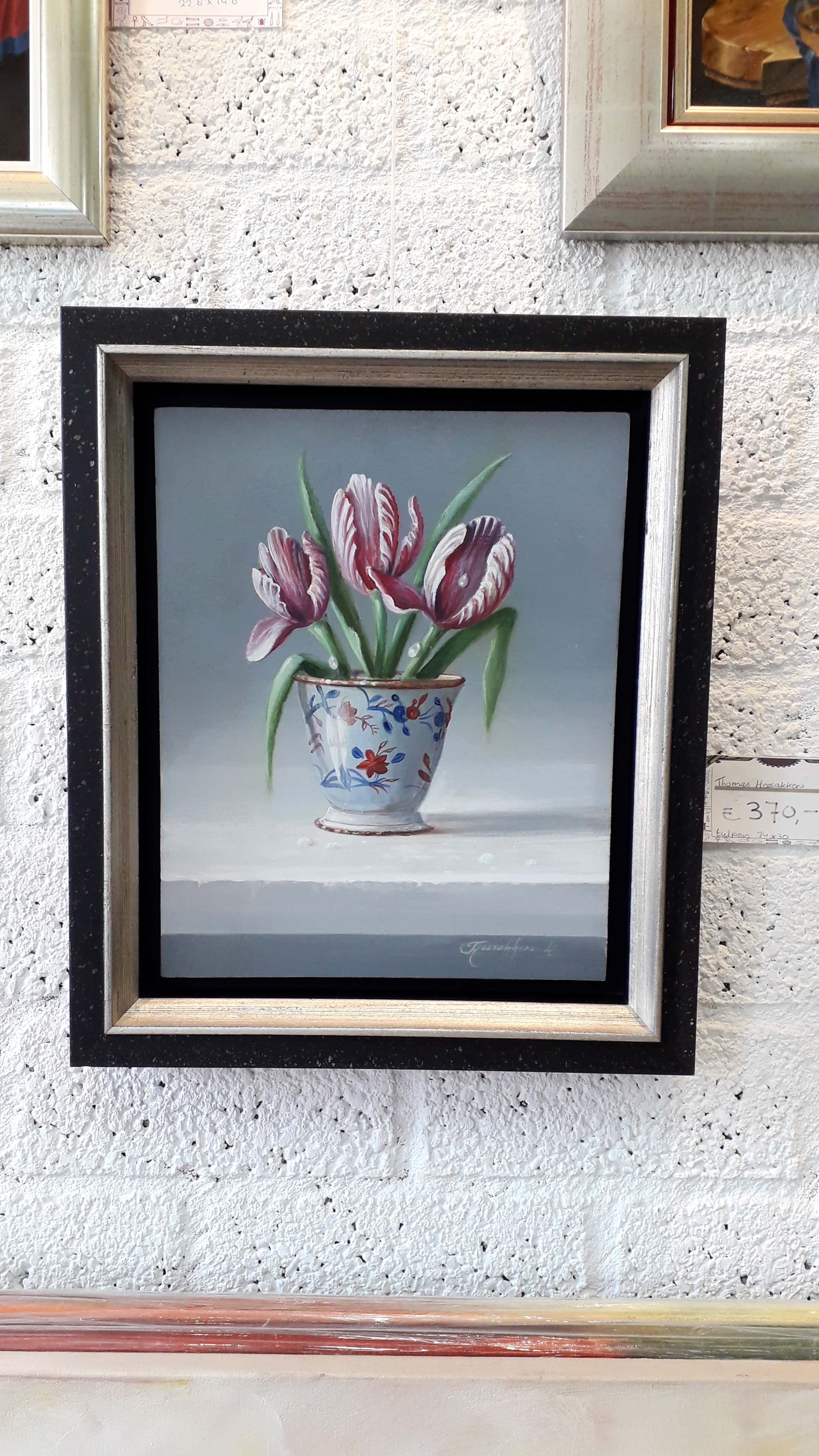 Thomas Heesakkers - Tulpen in pot kopen? Bied vanaf 175!