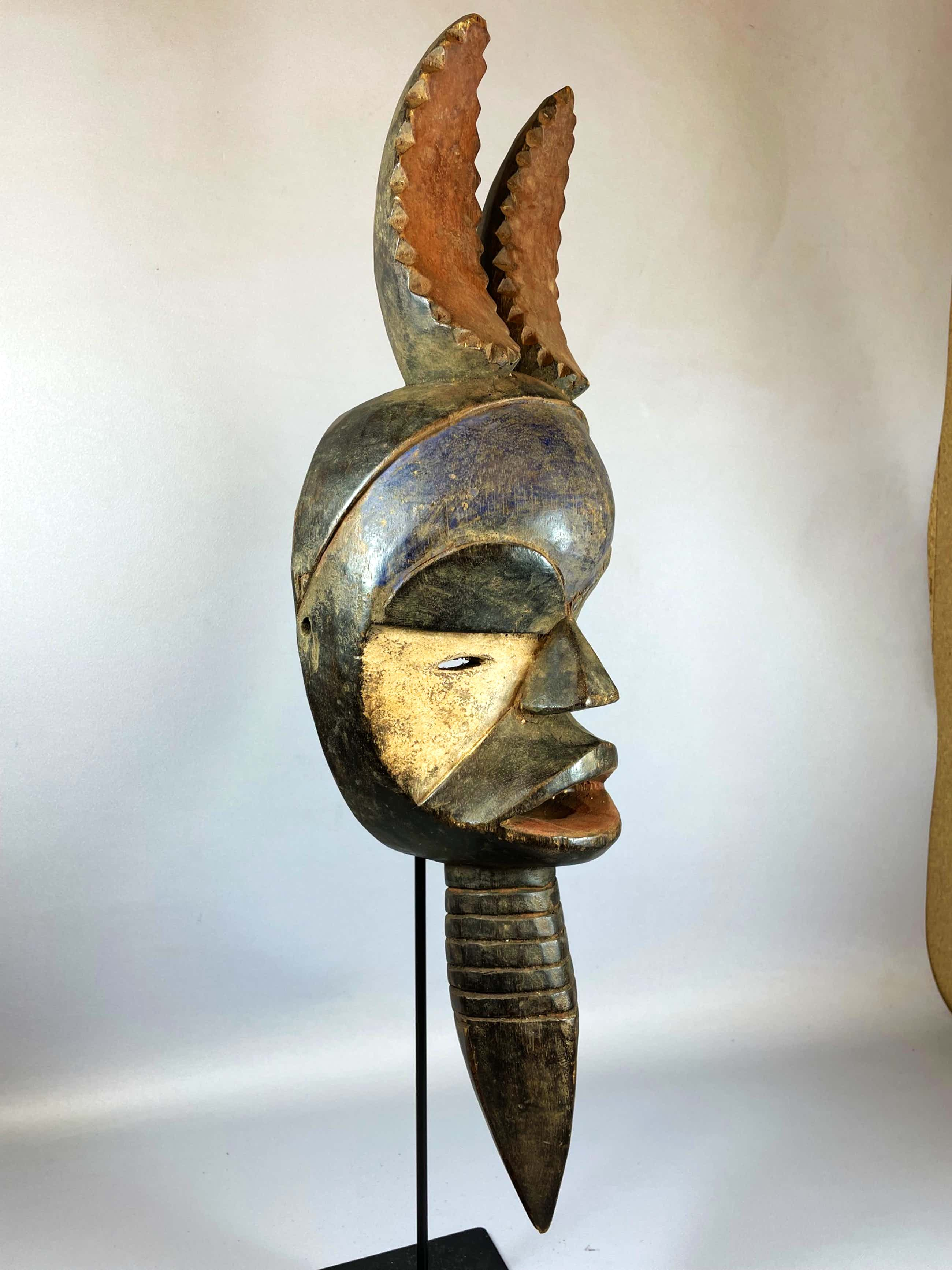 Dogon - African mask from the Galoa - Gabon kopen? Bied vanaf 45!